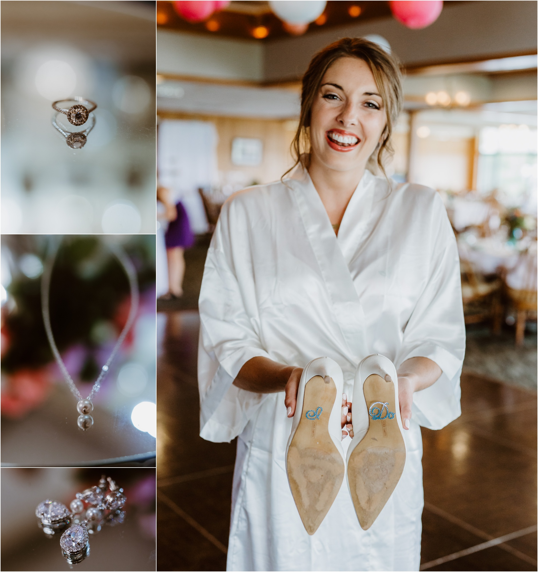 Buffalo NY Wedding Bride Details