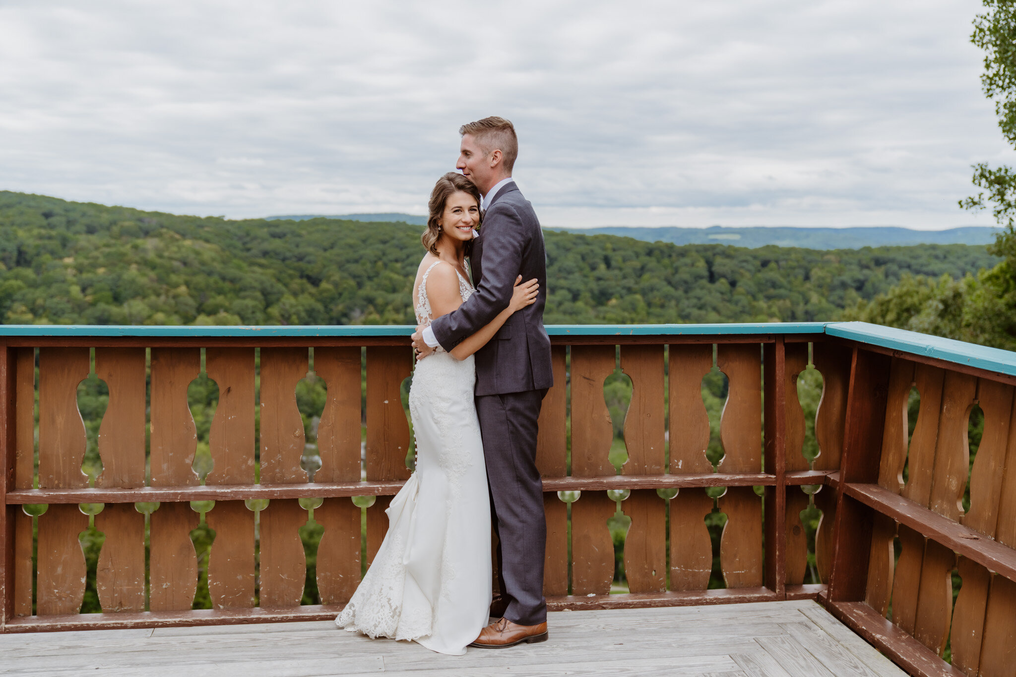 holiday valley Ellicottville ny wedding photographer