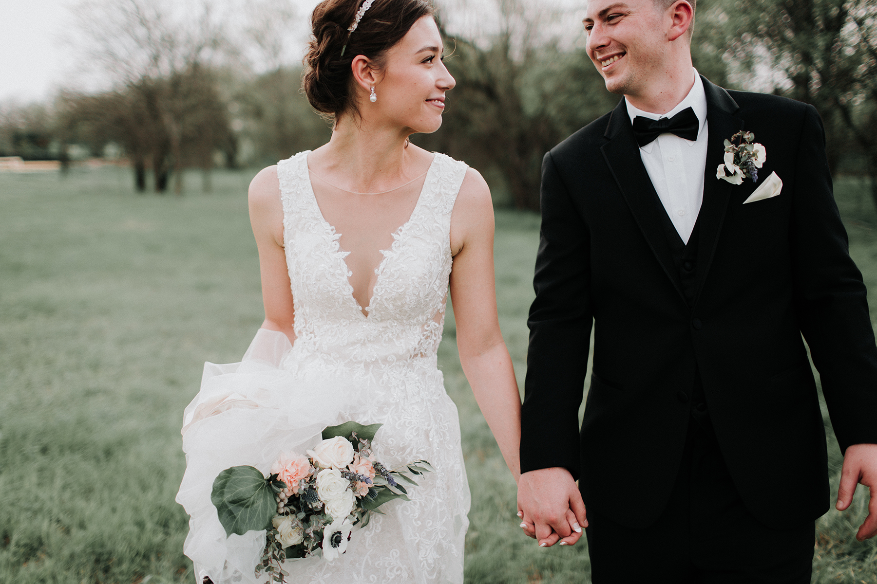Intimate and sweet Austin Hill Country Wedding.