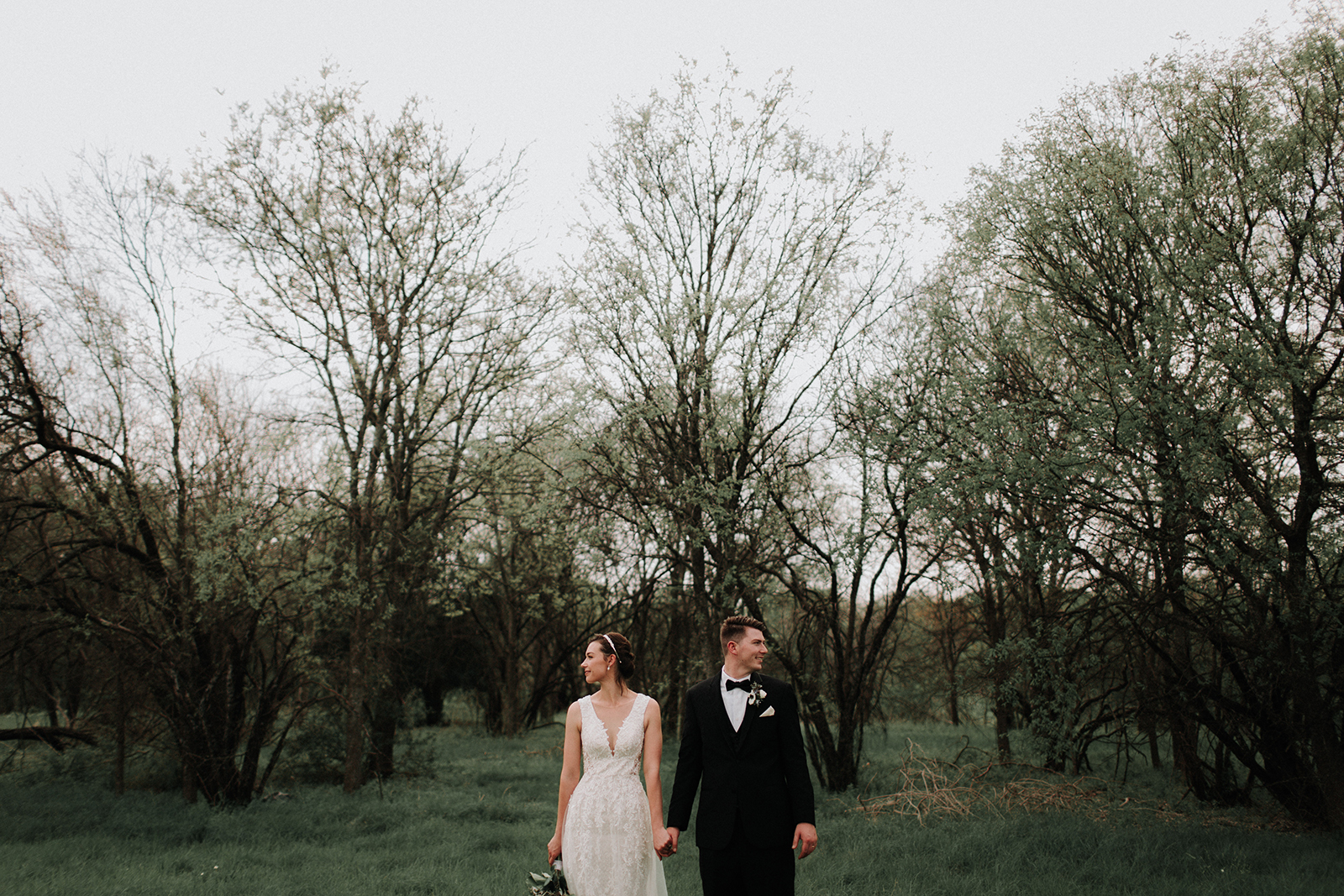 Beautiful and intimate outdoor Austin Texas wedding.