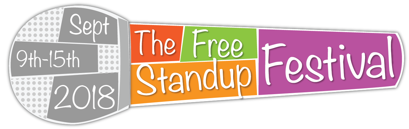 Bomb Shelter Comedy Show is happy to be a party of 2018 Free Stand Up Comedy Festival!