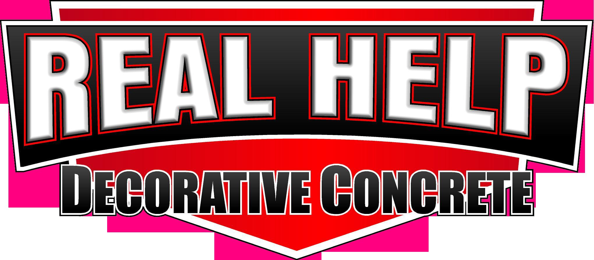 Real Help Decorative Concrete