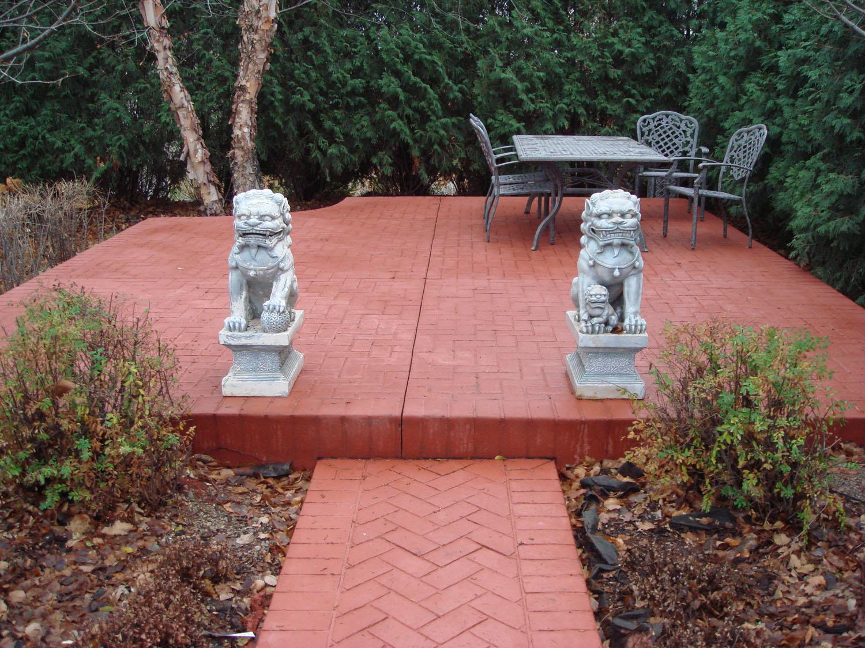 Herringbone New Brick