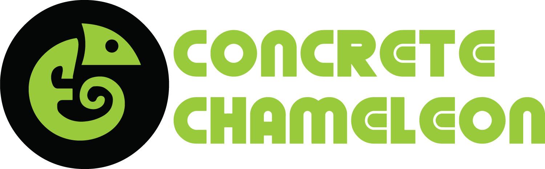 Concrete Chameleon Logo