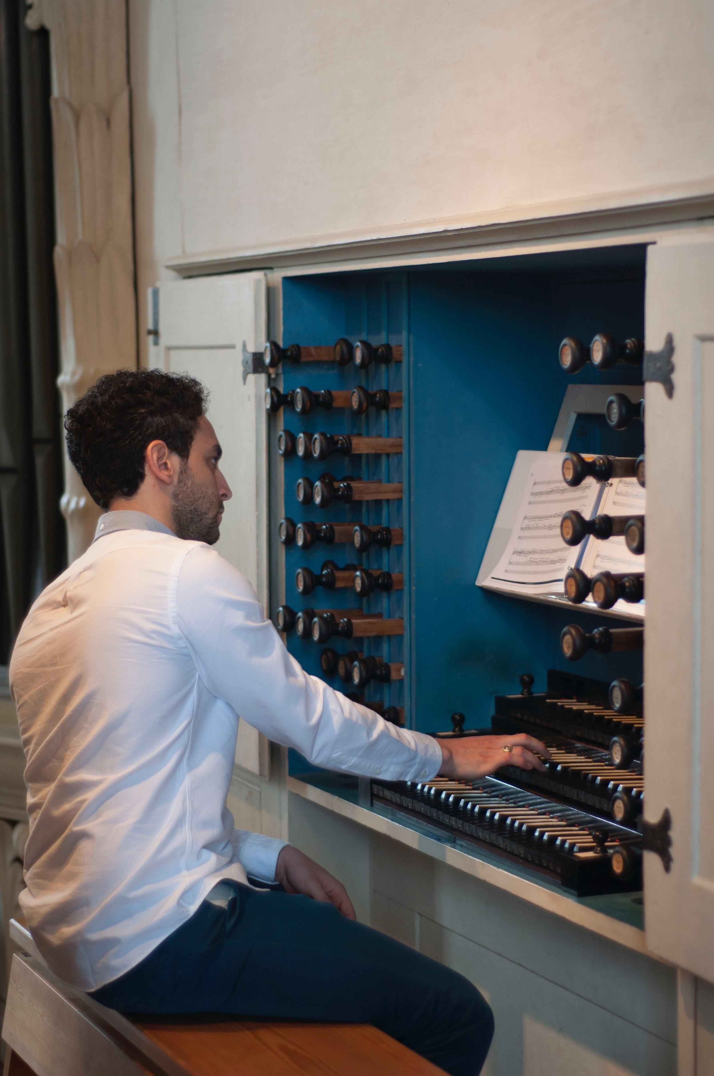The Hildebrandt Organ in St Wenzel's