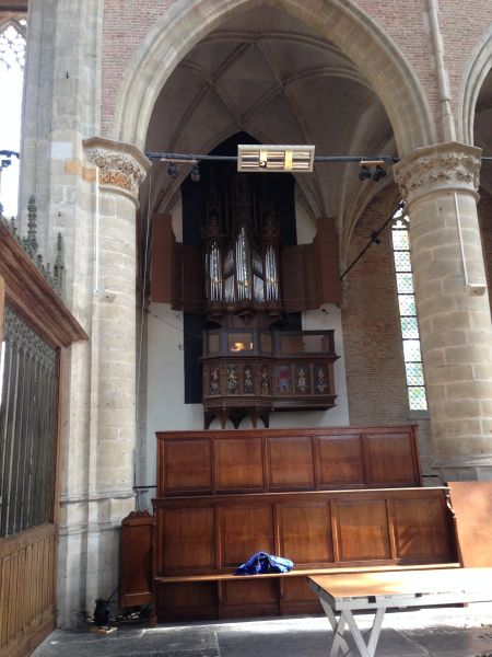 The 1511 Van Covelens Organ