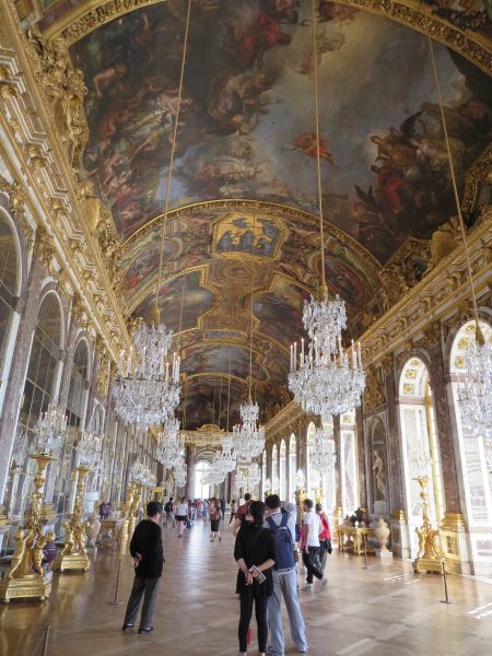 The Hall of Mirrors – like a dream!