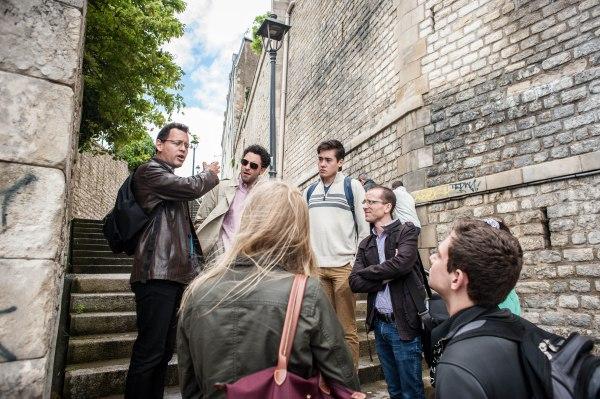 Jean-Baptiste shows us around Poitiers!