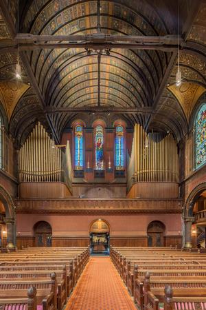 Pipe Organs in Boston — Boston Organ Studio