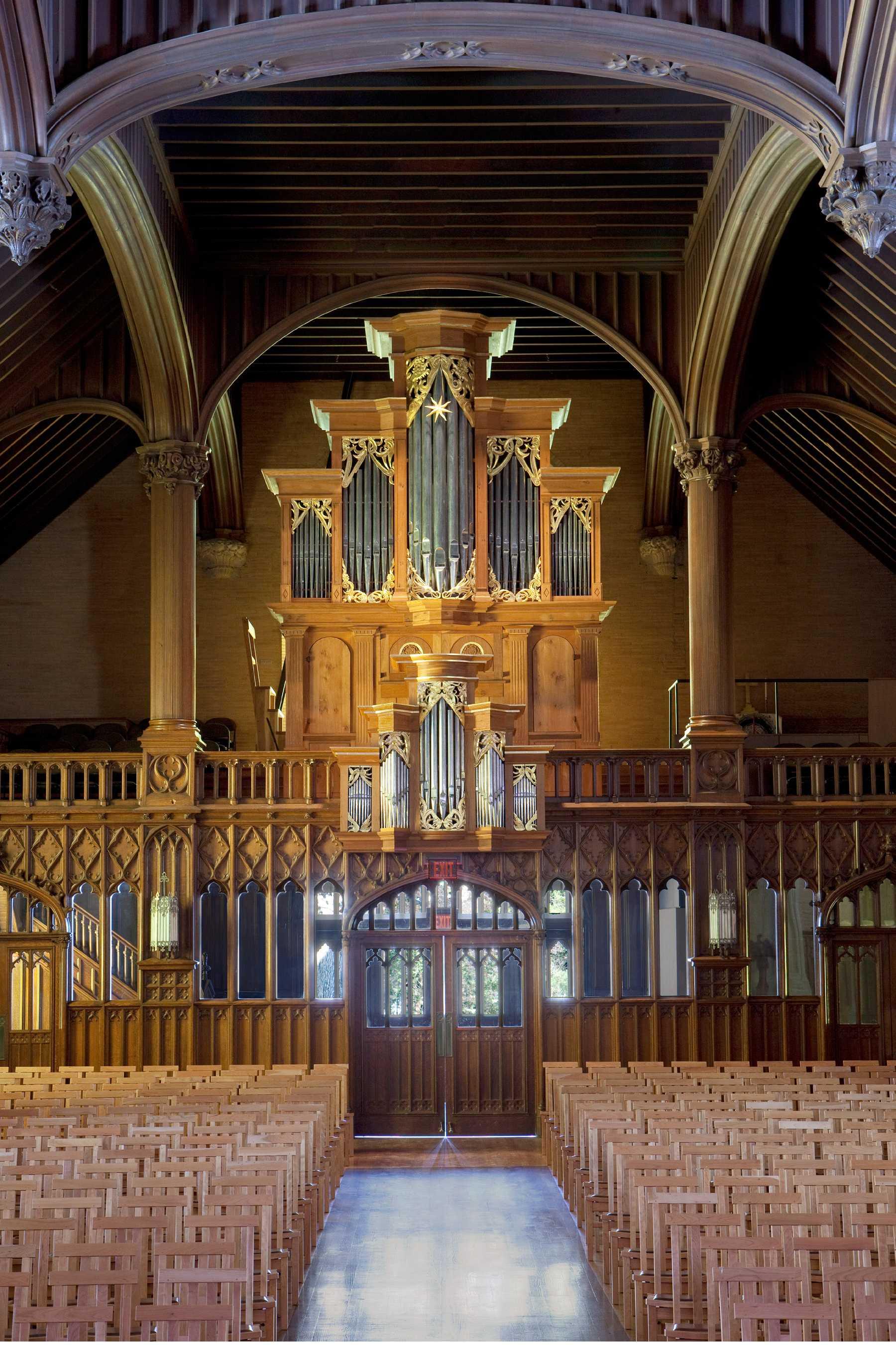 Houghton Chapel, Wellesley College