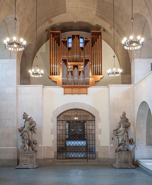 Adolphus Busch Hall, Harvard University