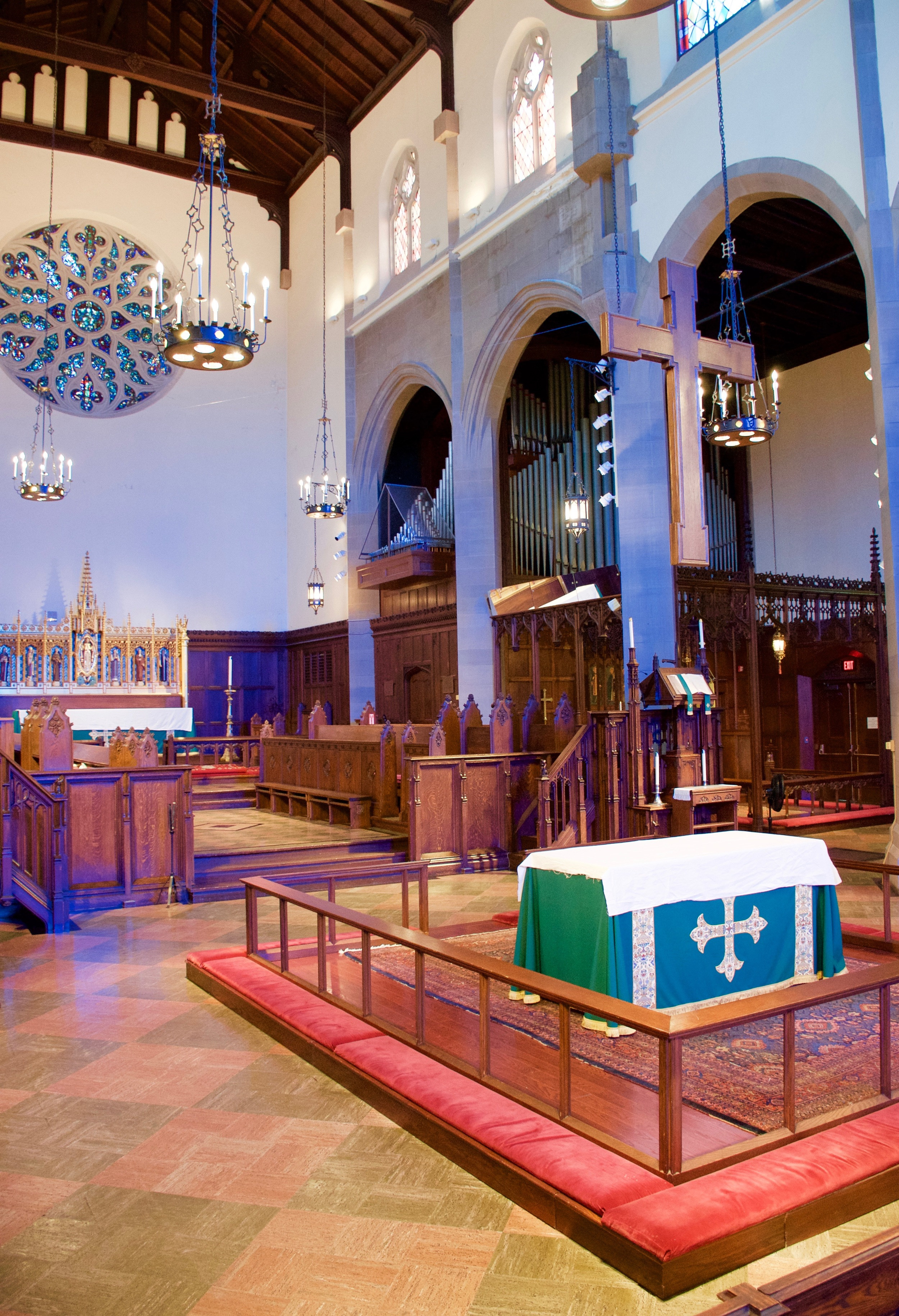 All Saints Parish, Brookline   (Photo: All Saints Parish)