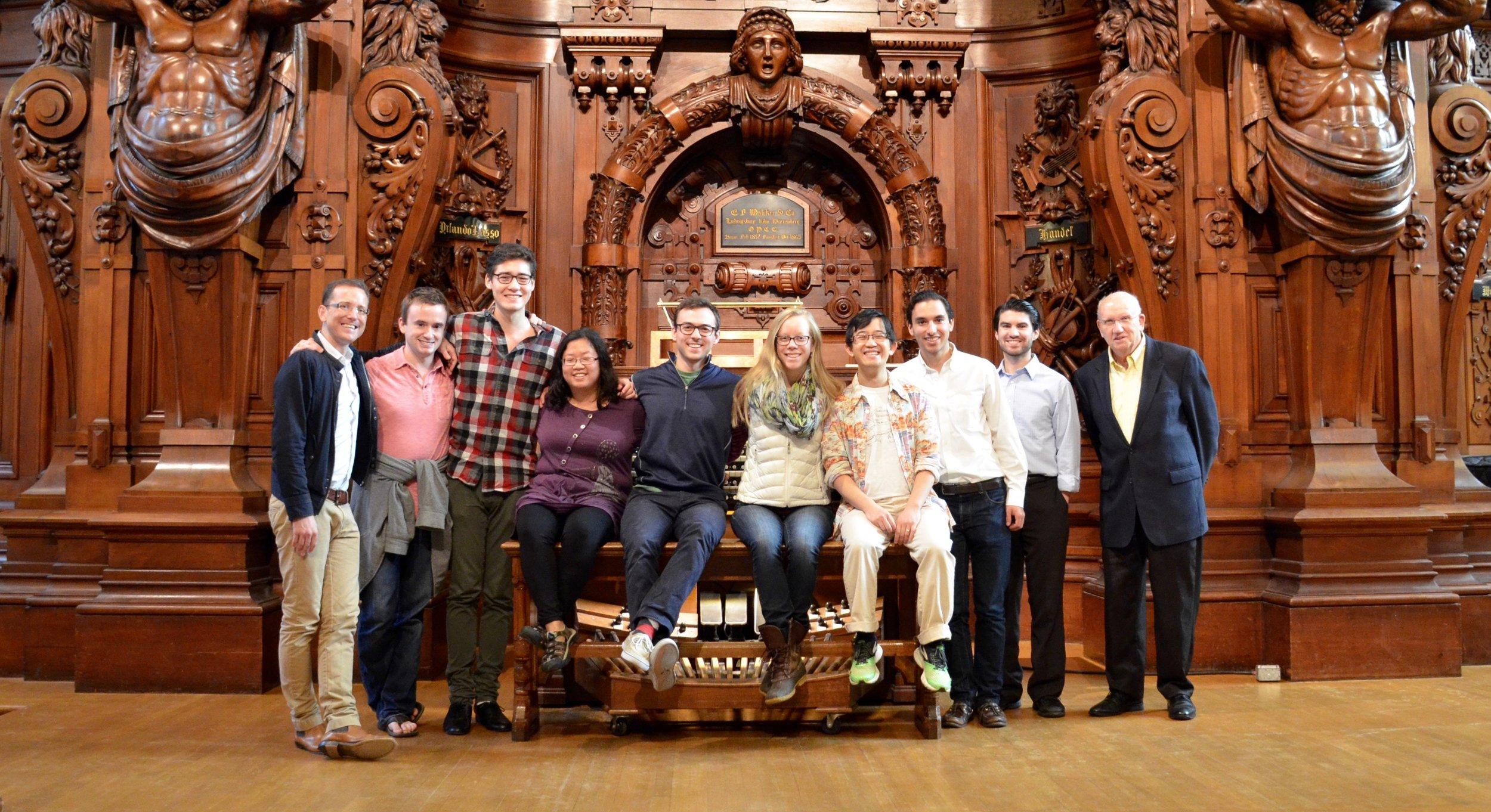 Boston Organ Studio at Methuen Memorial Music Hall