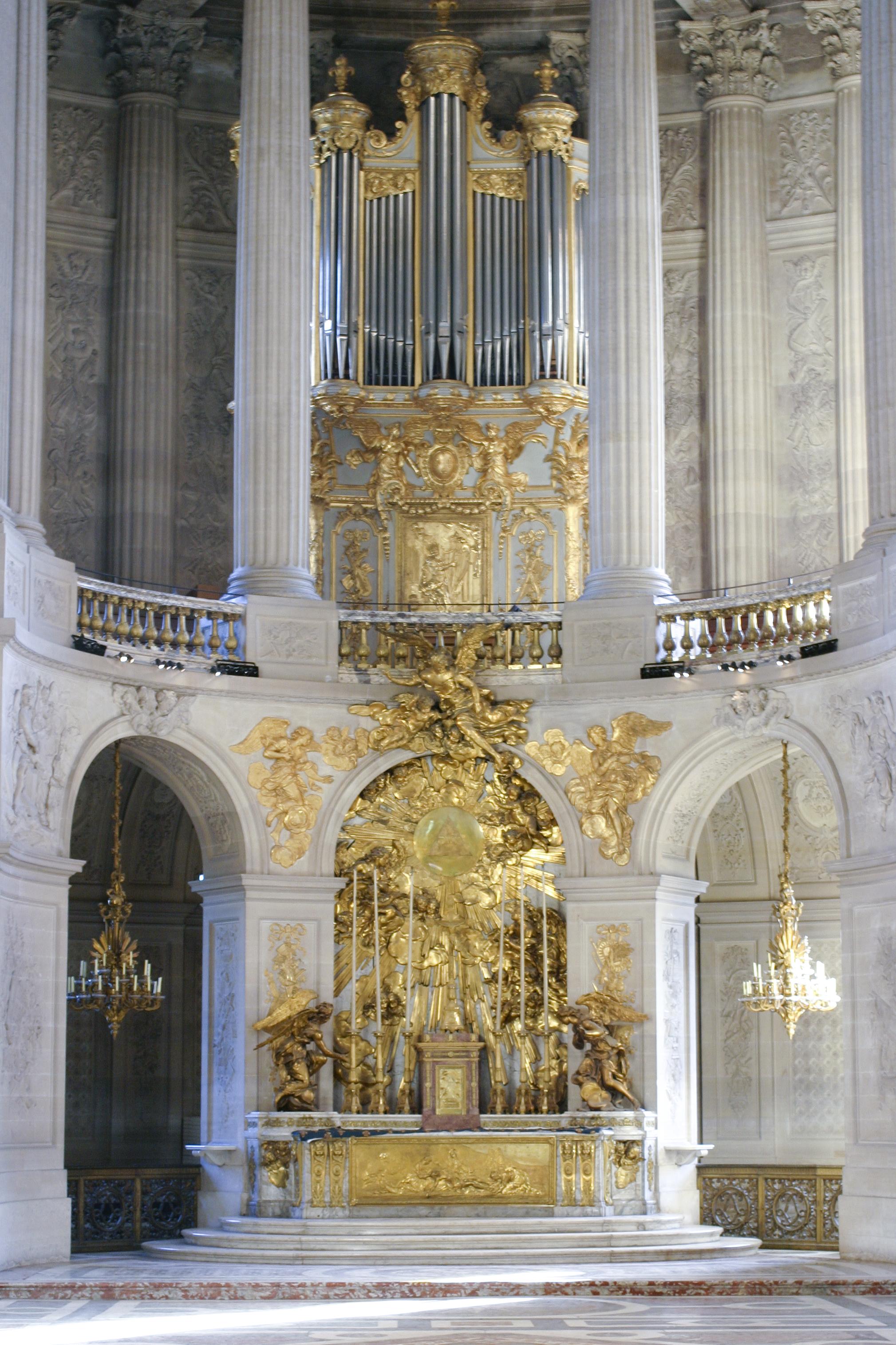 Chapel Royal, Versailles