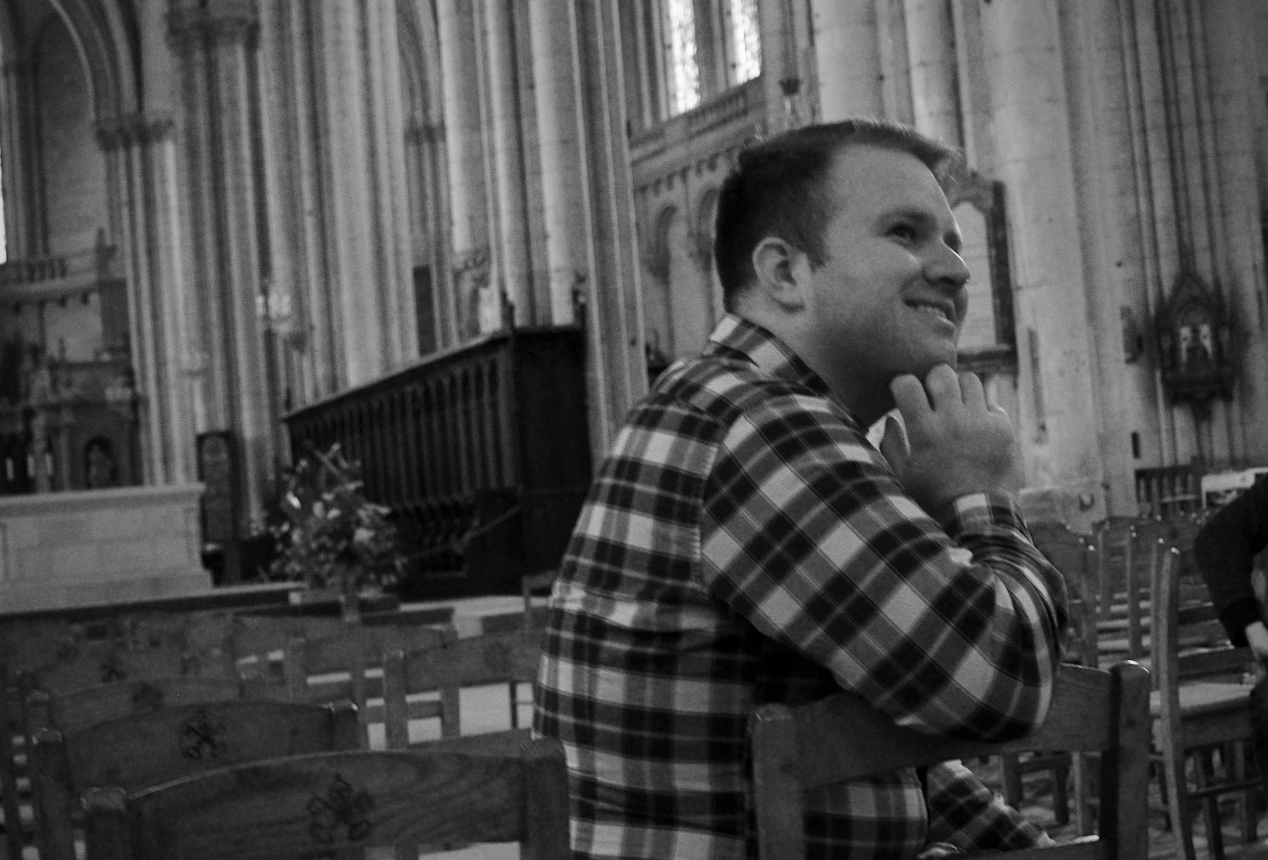 Billy Porter in Poitiers - Boston Organ Studio