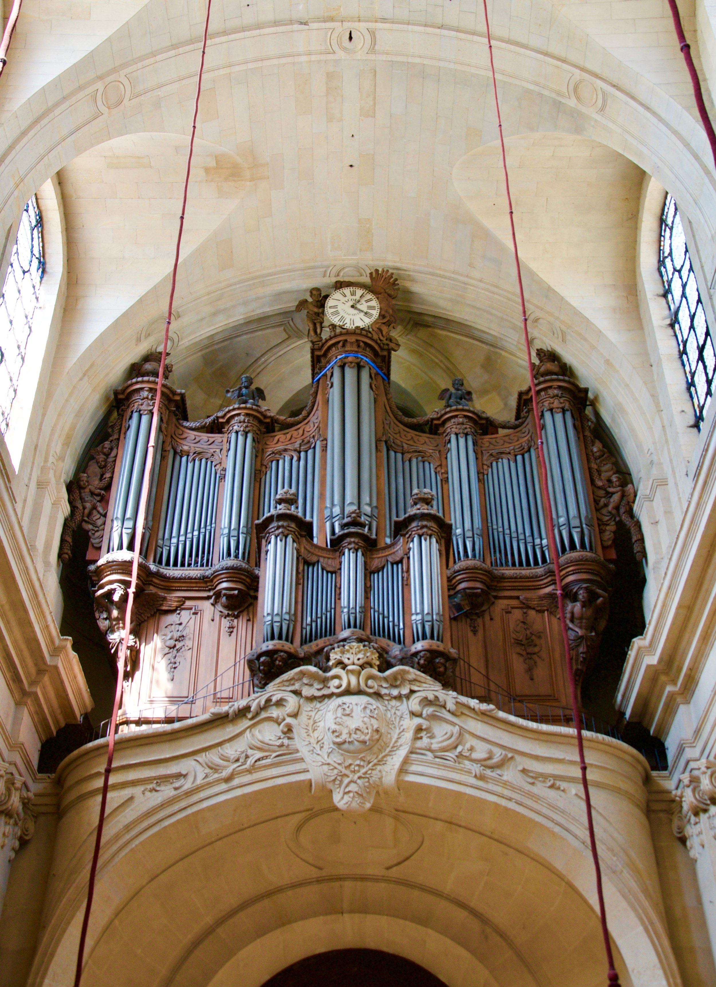 The Grand Cavaillé-Coll Organ of Saint Louis in Versailles