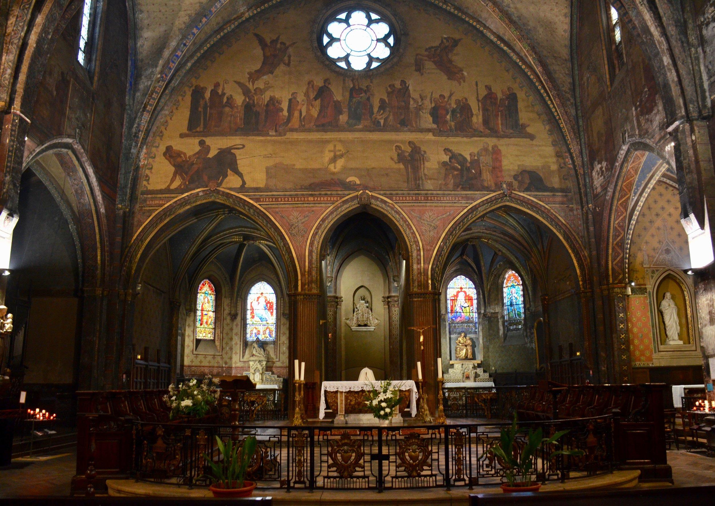 Notre-Dame du Taur, Toulouse