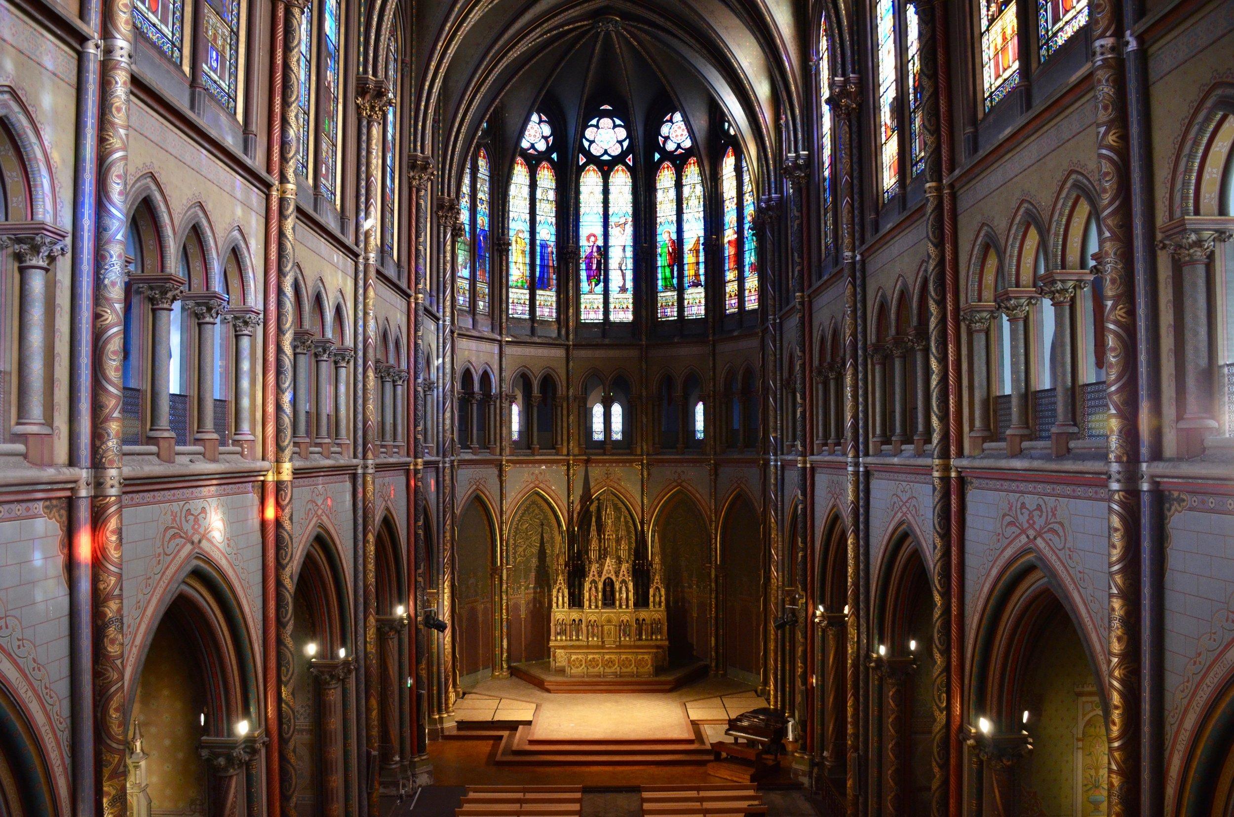 The Gésu Church, Toulouse