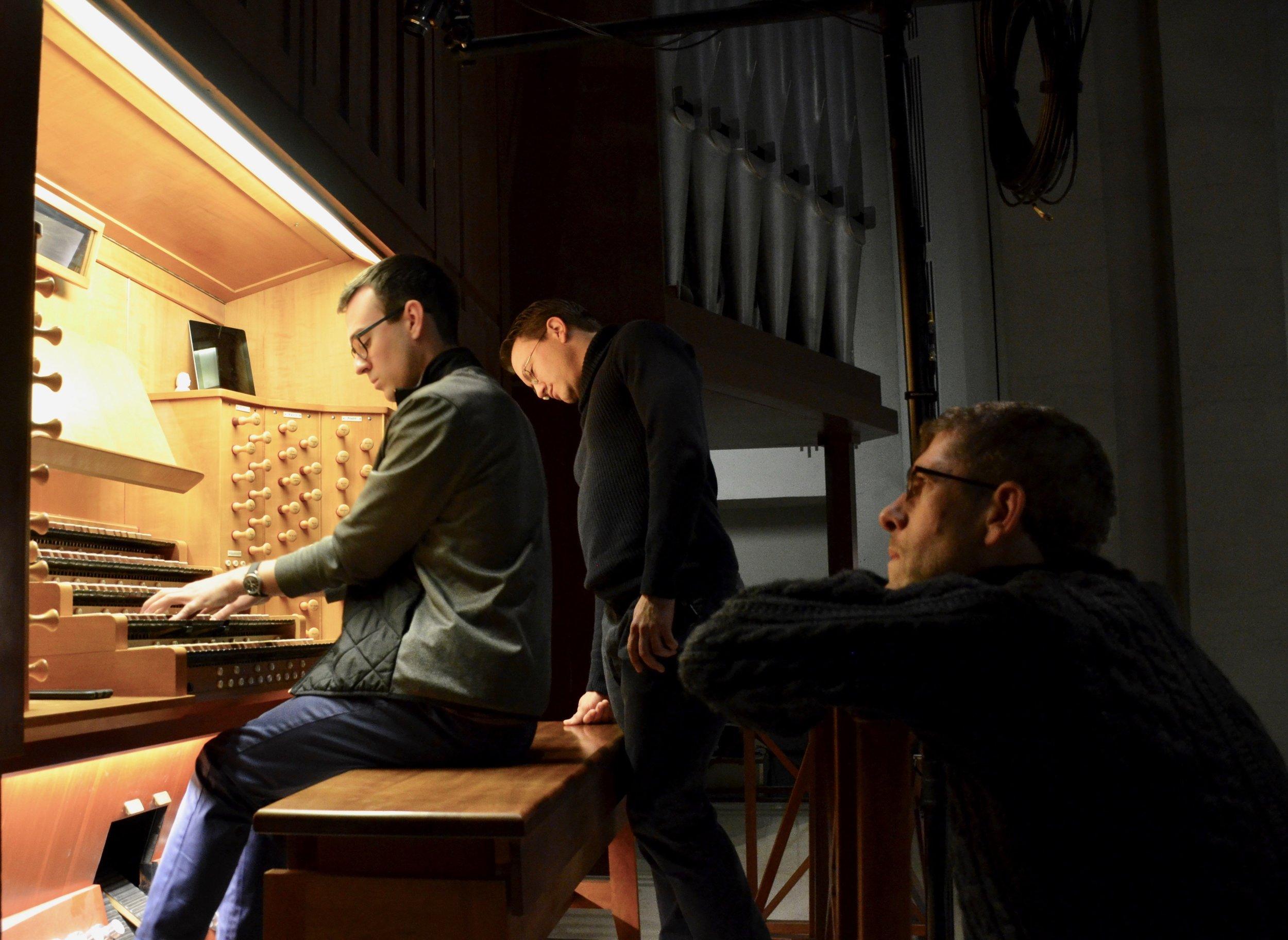 Kade Phillips plays the Beckerath Organ, St. Joseph Oratory, Montreal