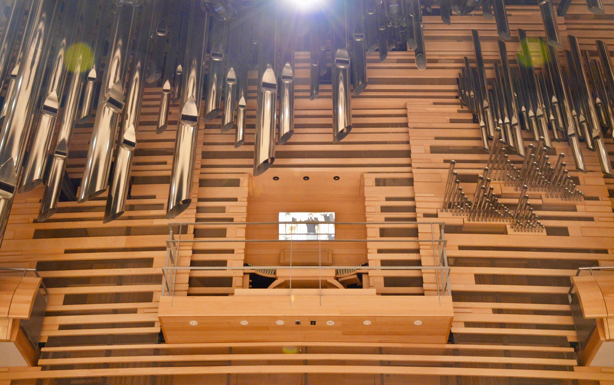 Grand Orgue Pierre-Béique (Casavant) in Maison Symphonique, Montréal