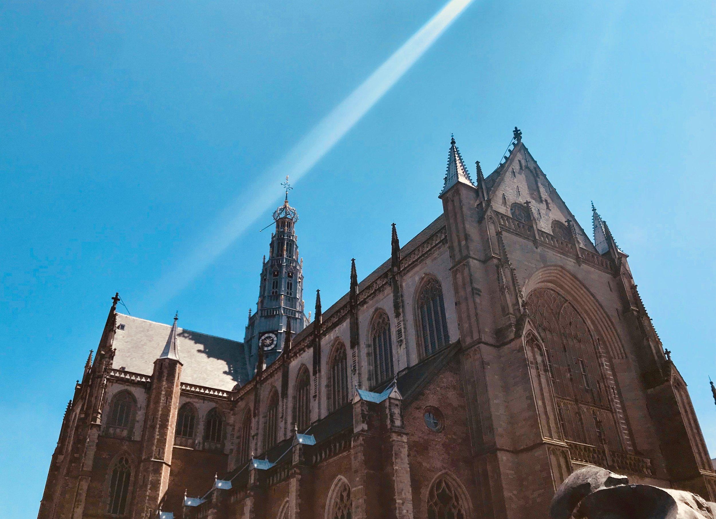 St-Bavokerk, Haarlem