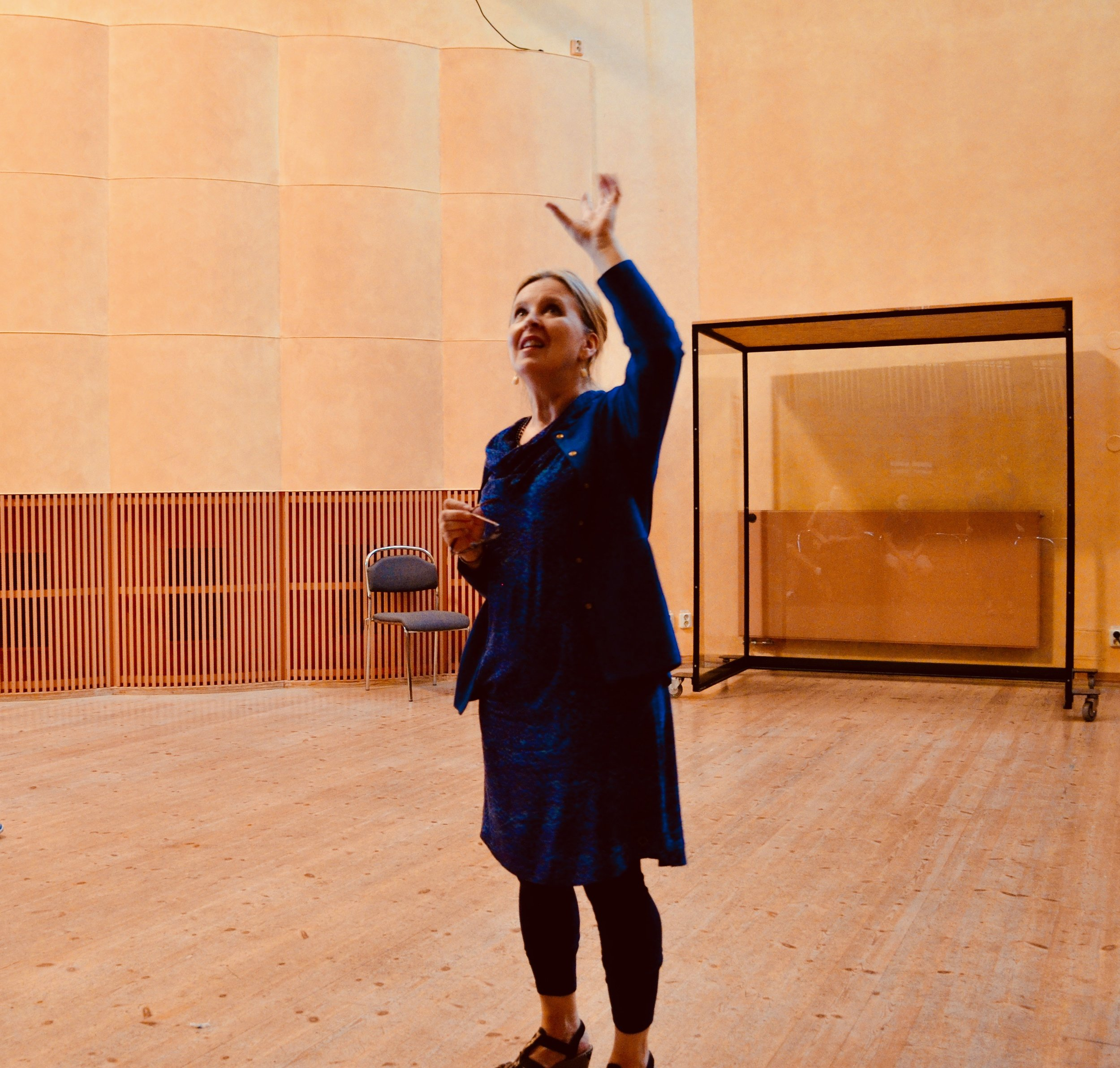 Prof. of Organ Karin Nelson, Göteborg University.