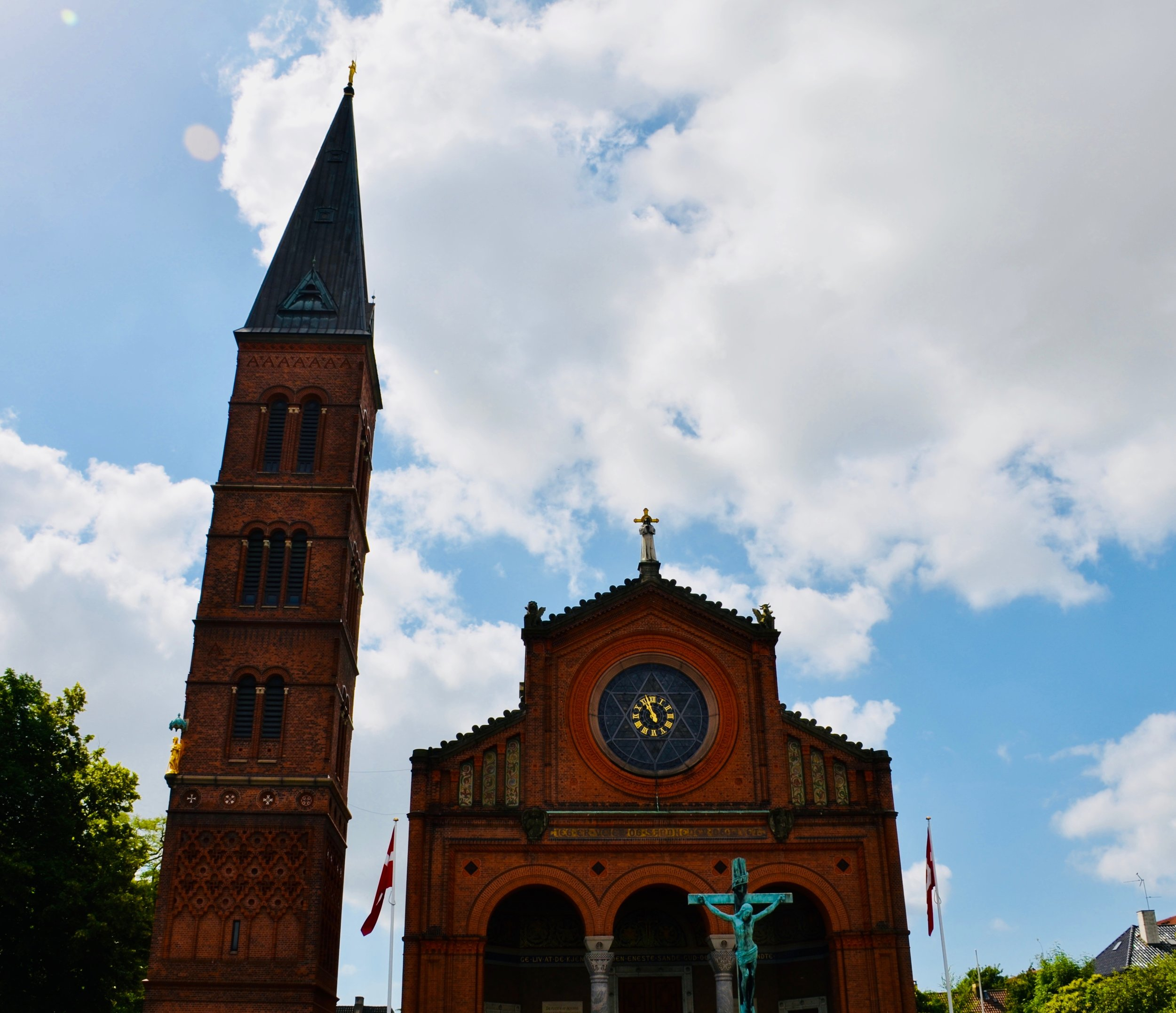 Jesuskirke, Copenhagen.