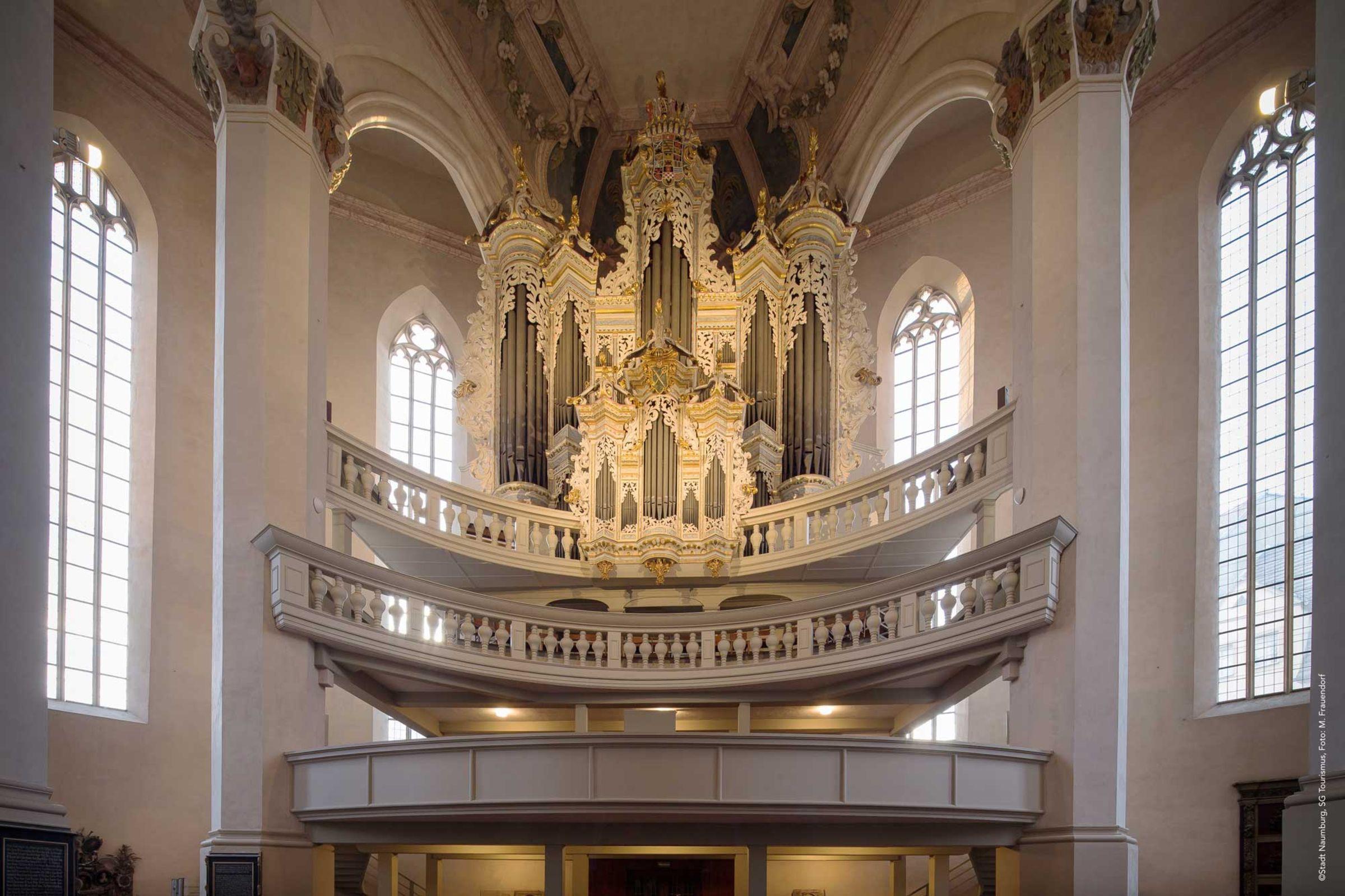 1746 Hildebrandt, St. Wenzel, Naumburg