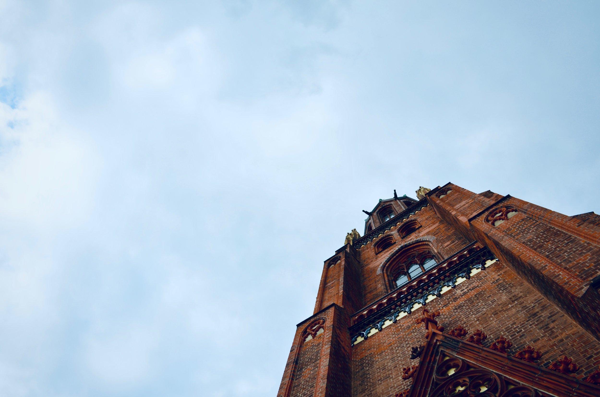Paulskirche, Schwerin.