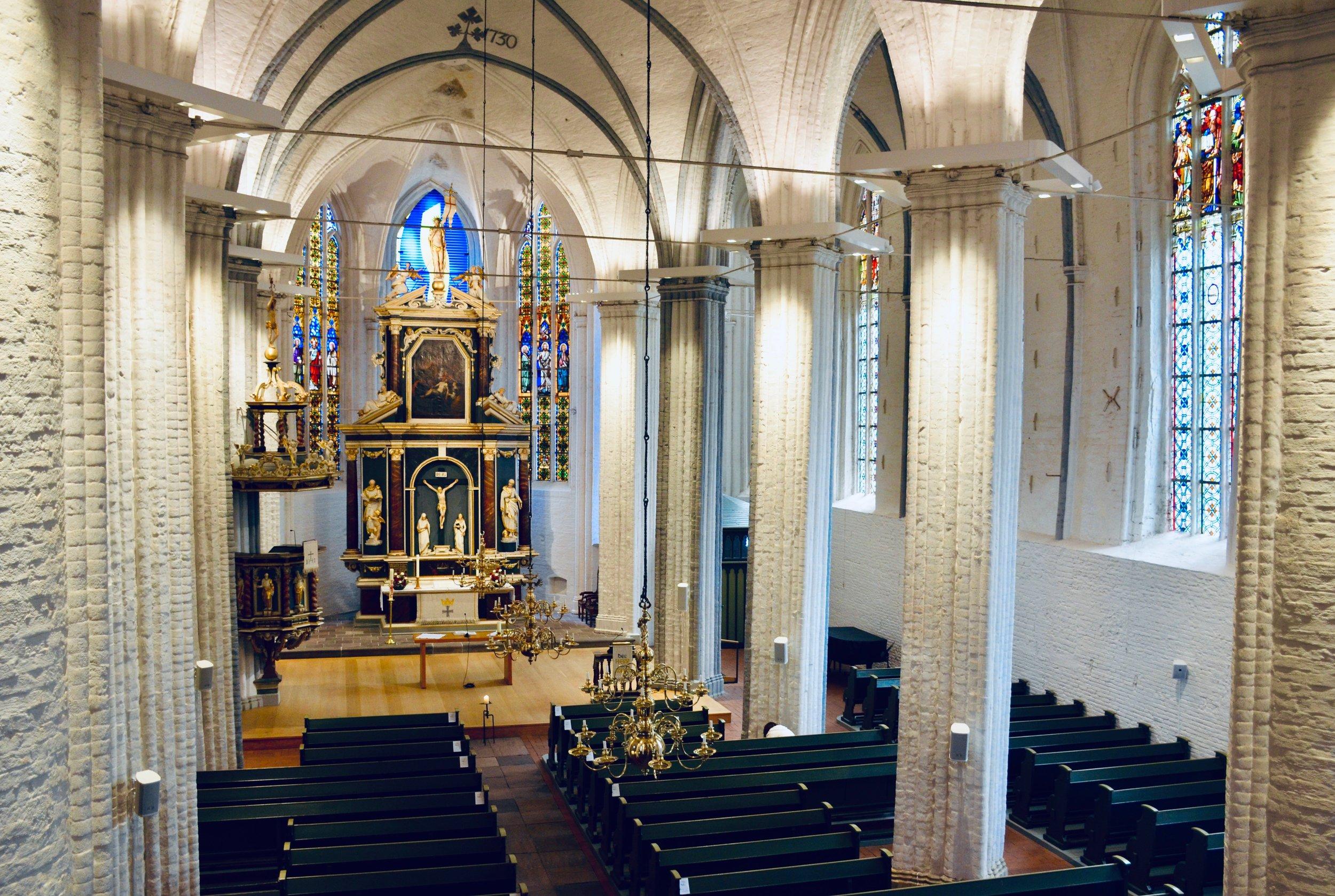 St. Wilhaldi, Stade. Boston Organ Studio.