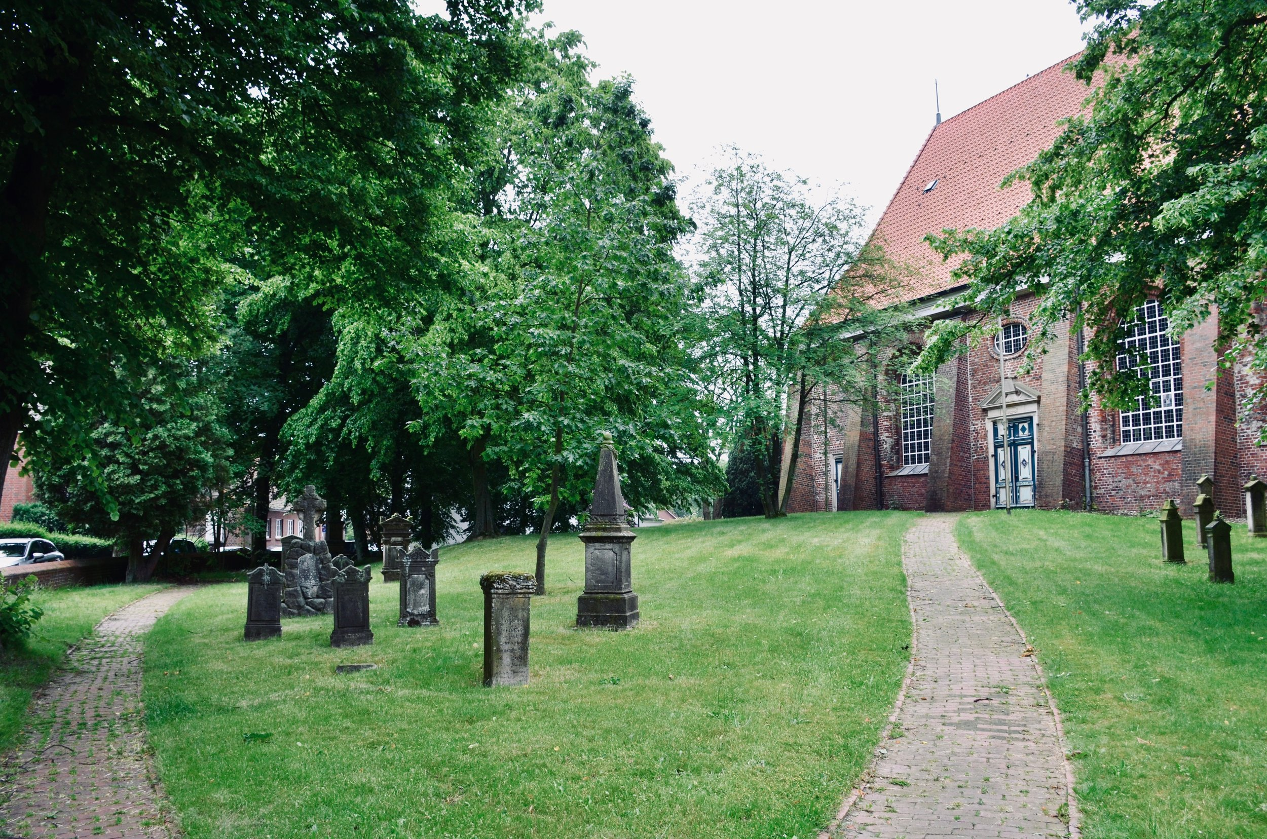 St. Pankratius, Neuenfelde, Germany. Boston Organ Studio.