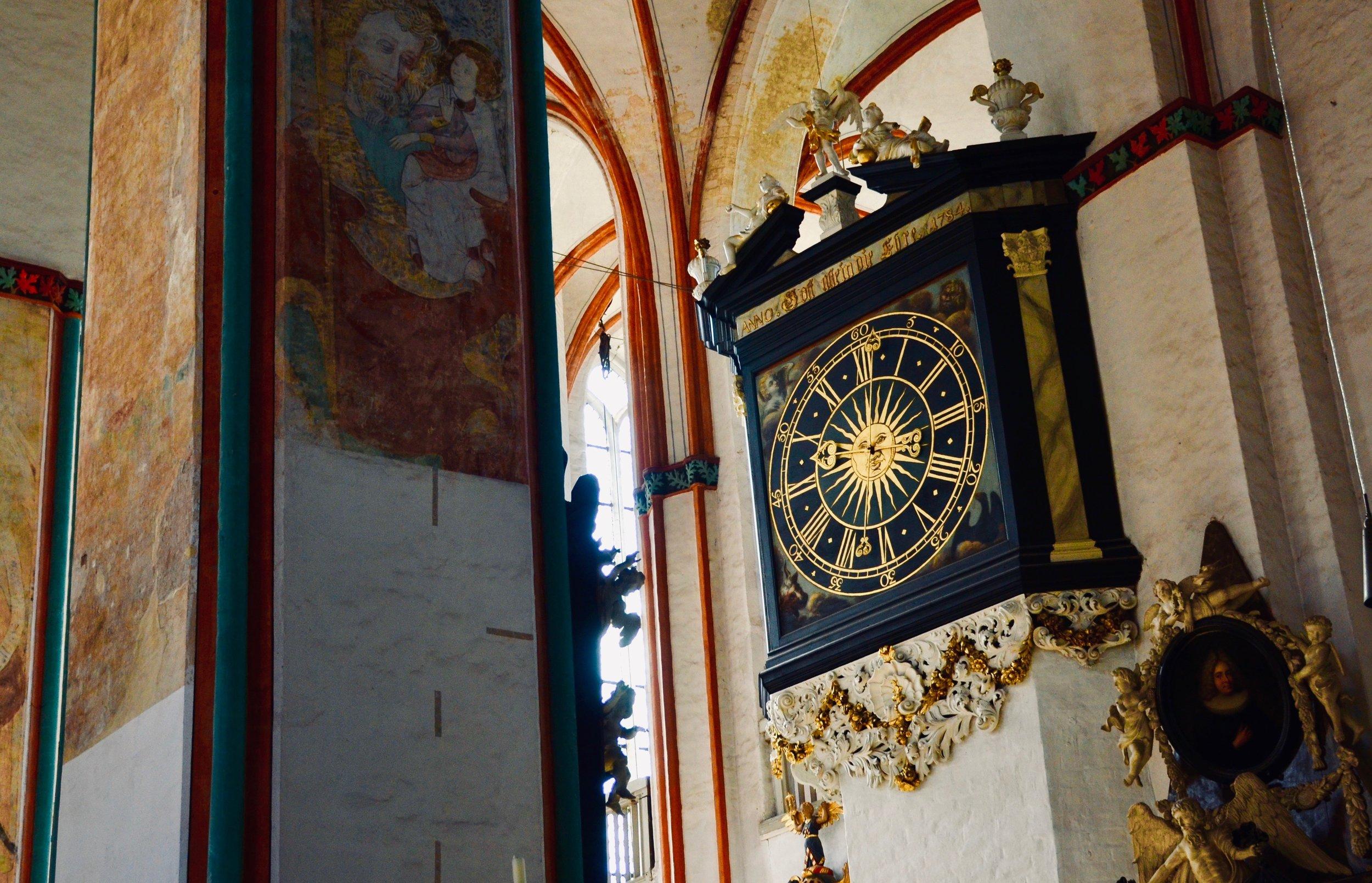 St. Jakobi, Lübeck.