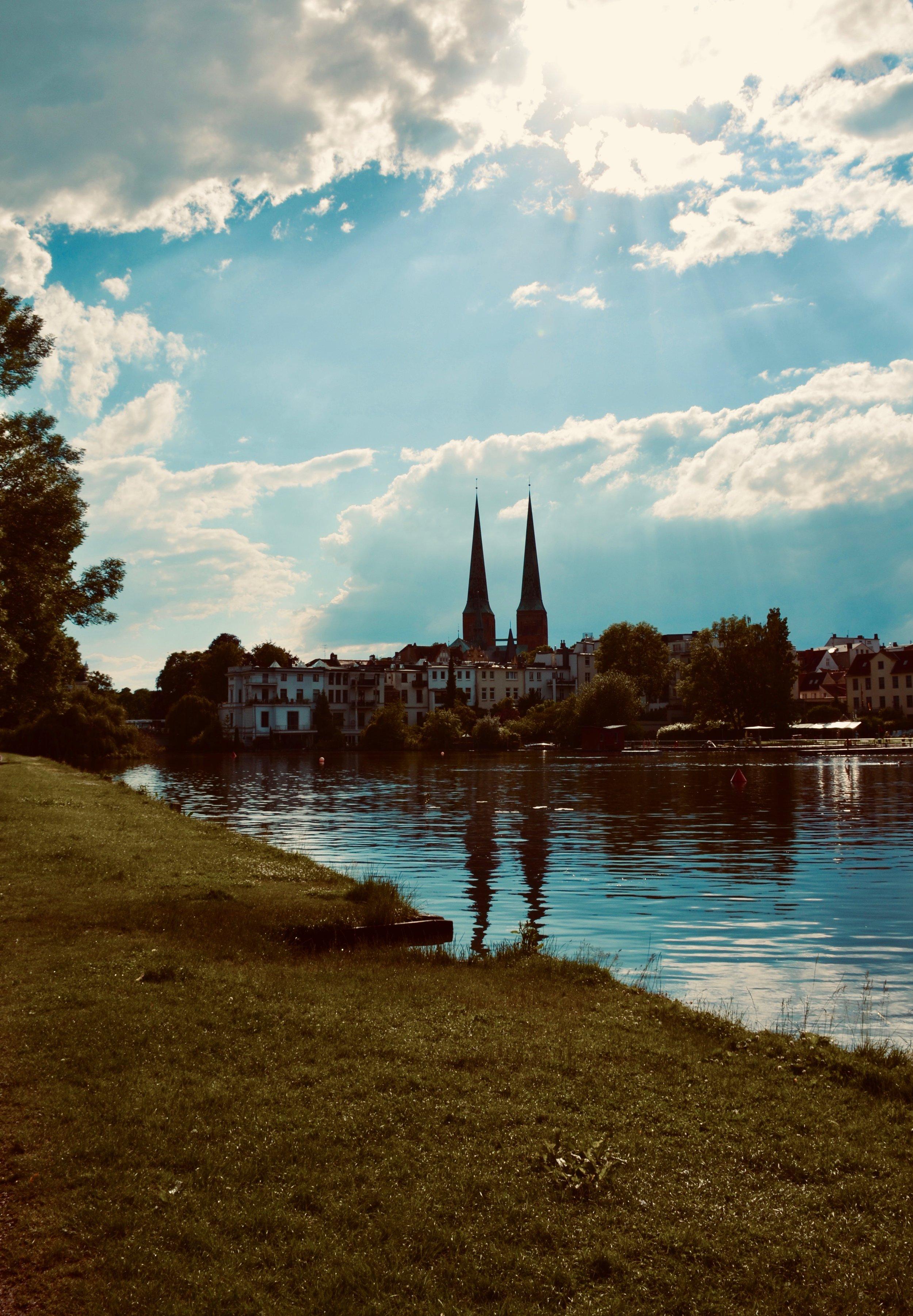 Lübeck Cathedral.