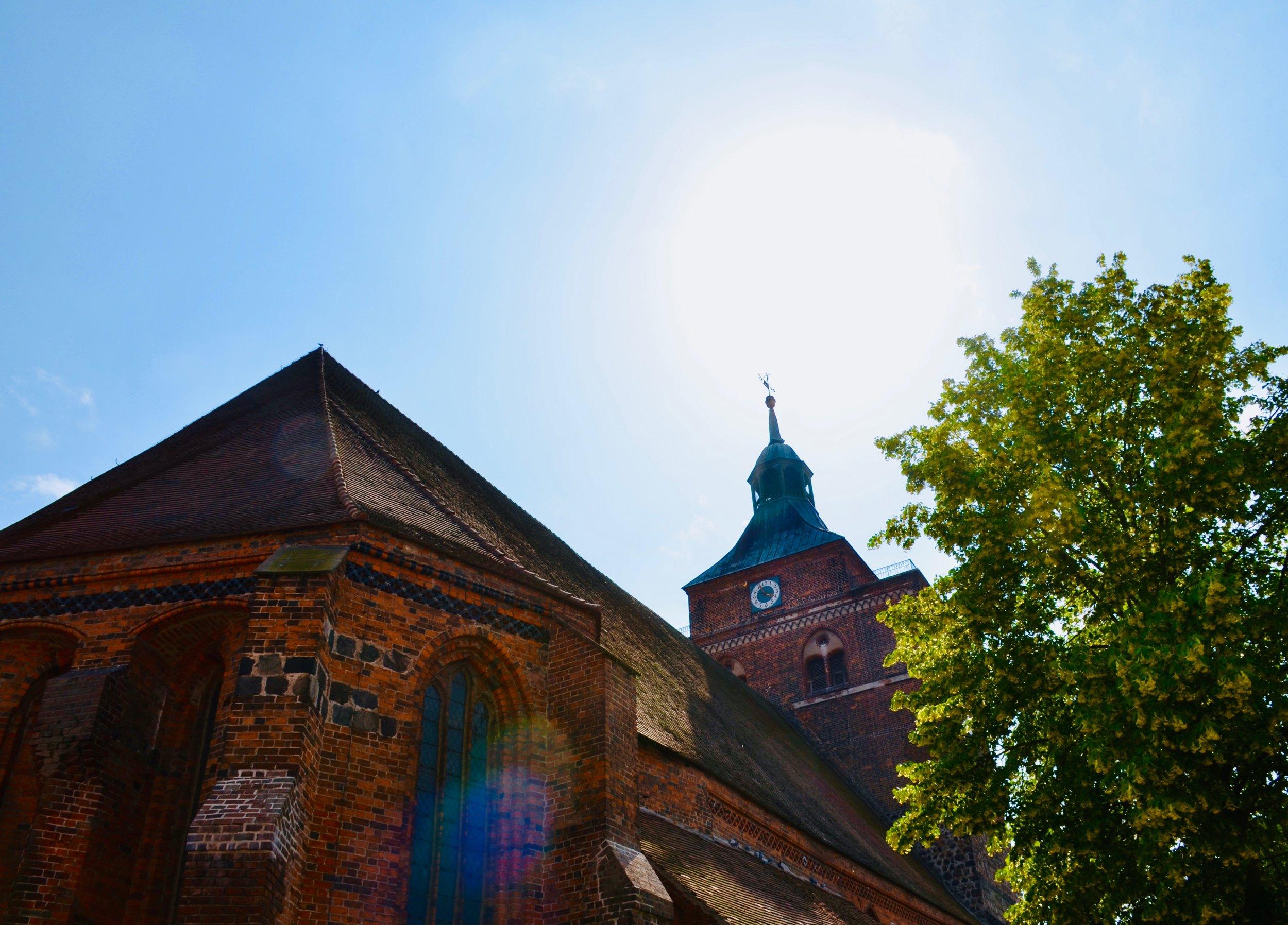St. Nicolai-kirche, Osterburg.