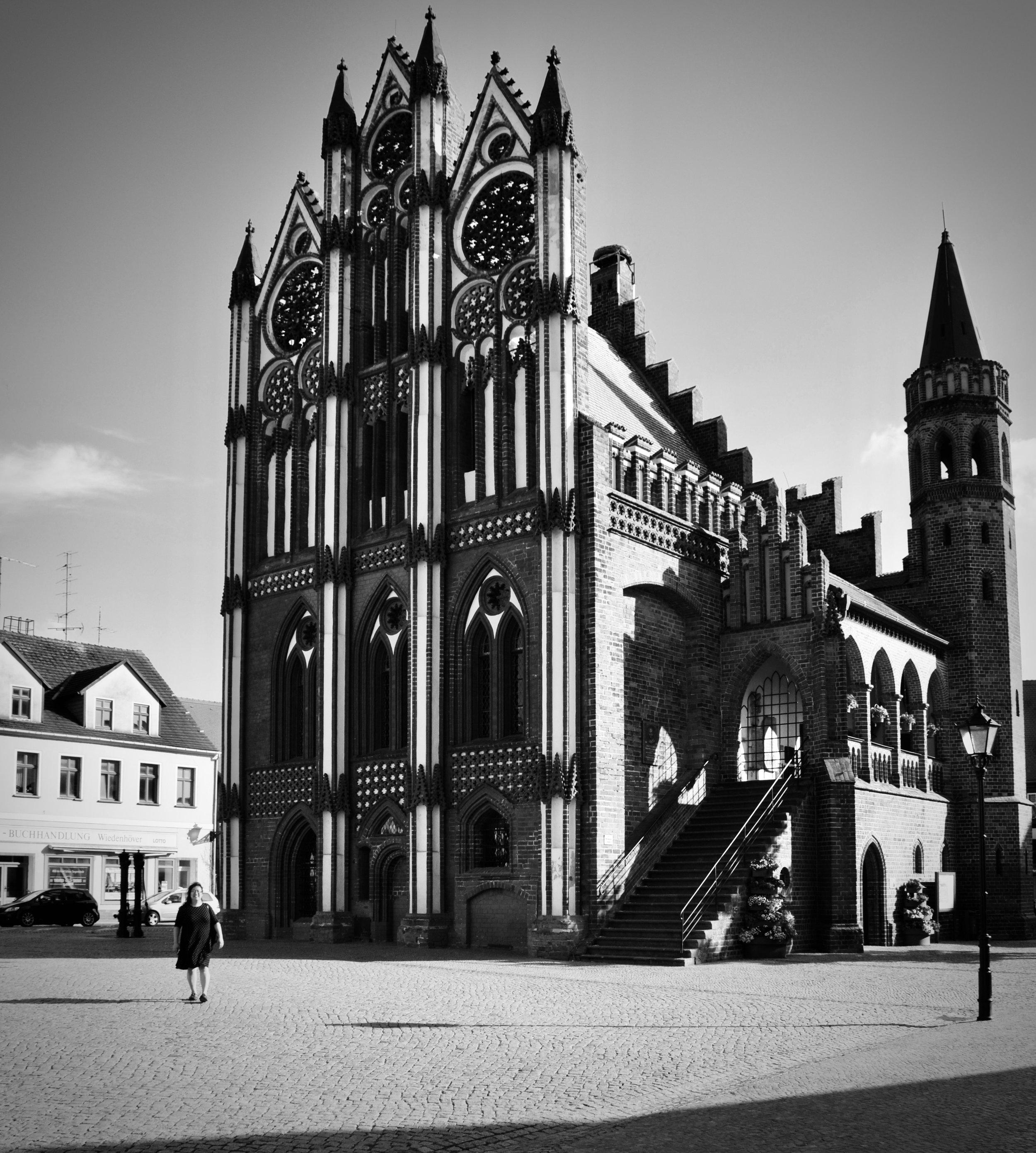 Tangermünde, Germany.