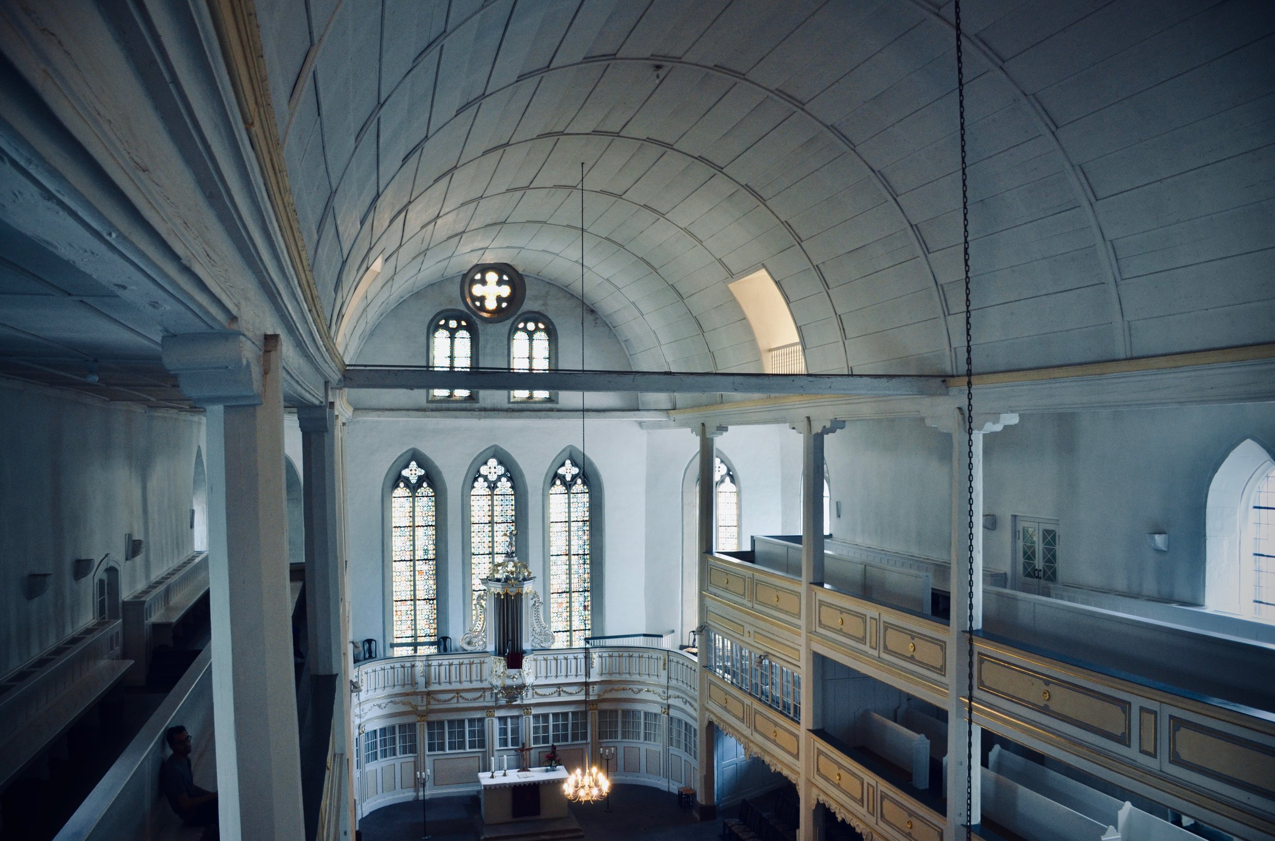 Bachkirche, Arnstadt.