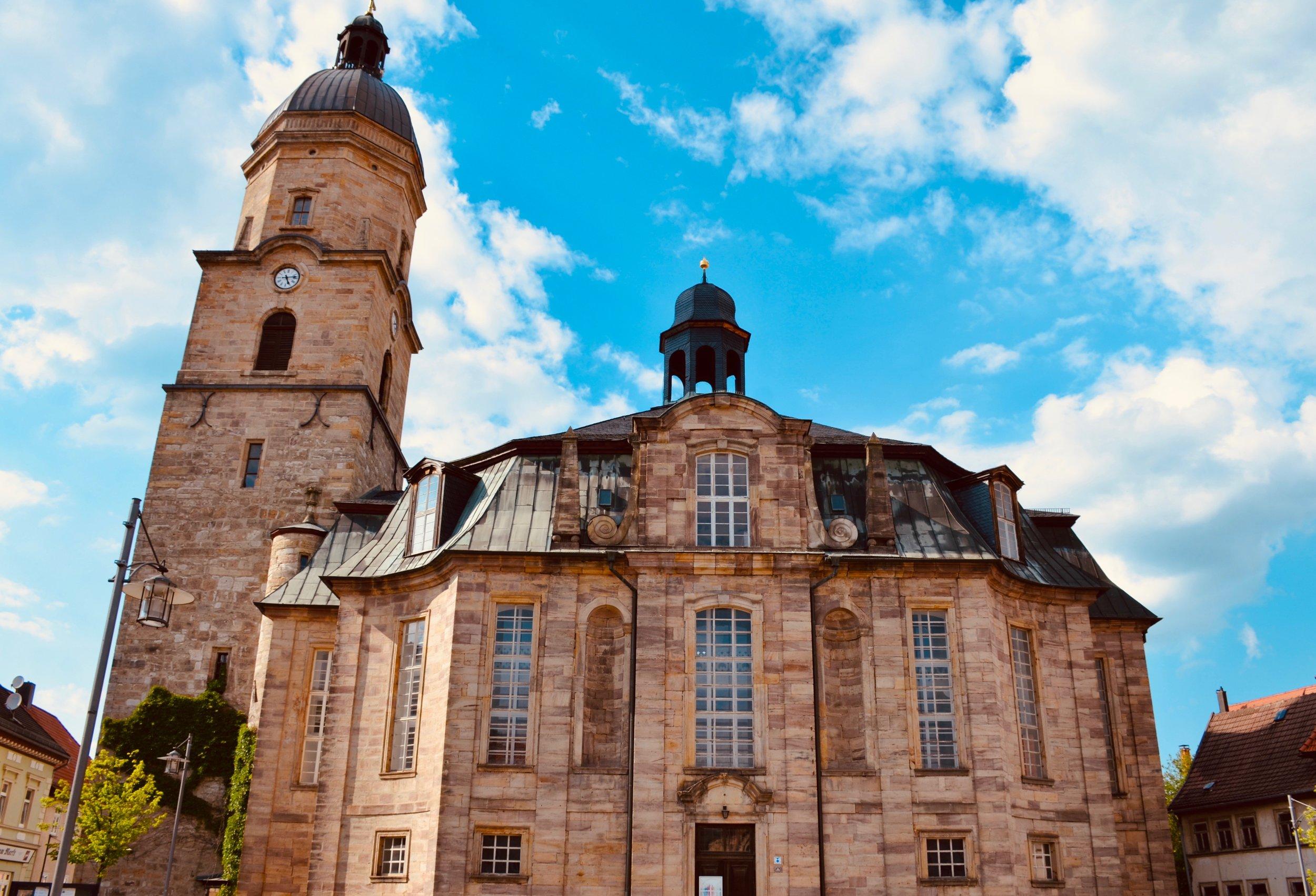 Stadtkirche, Waltershausen.
