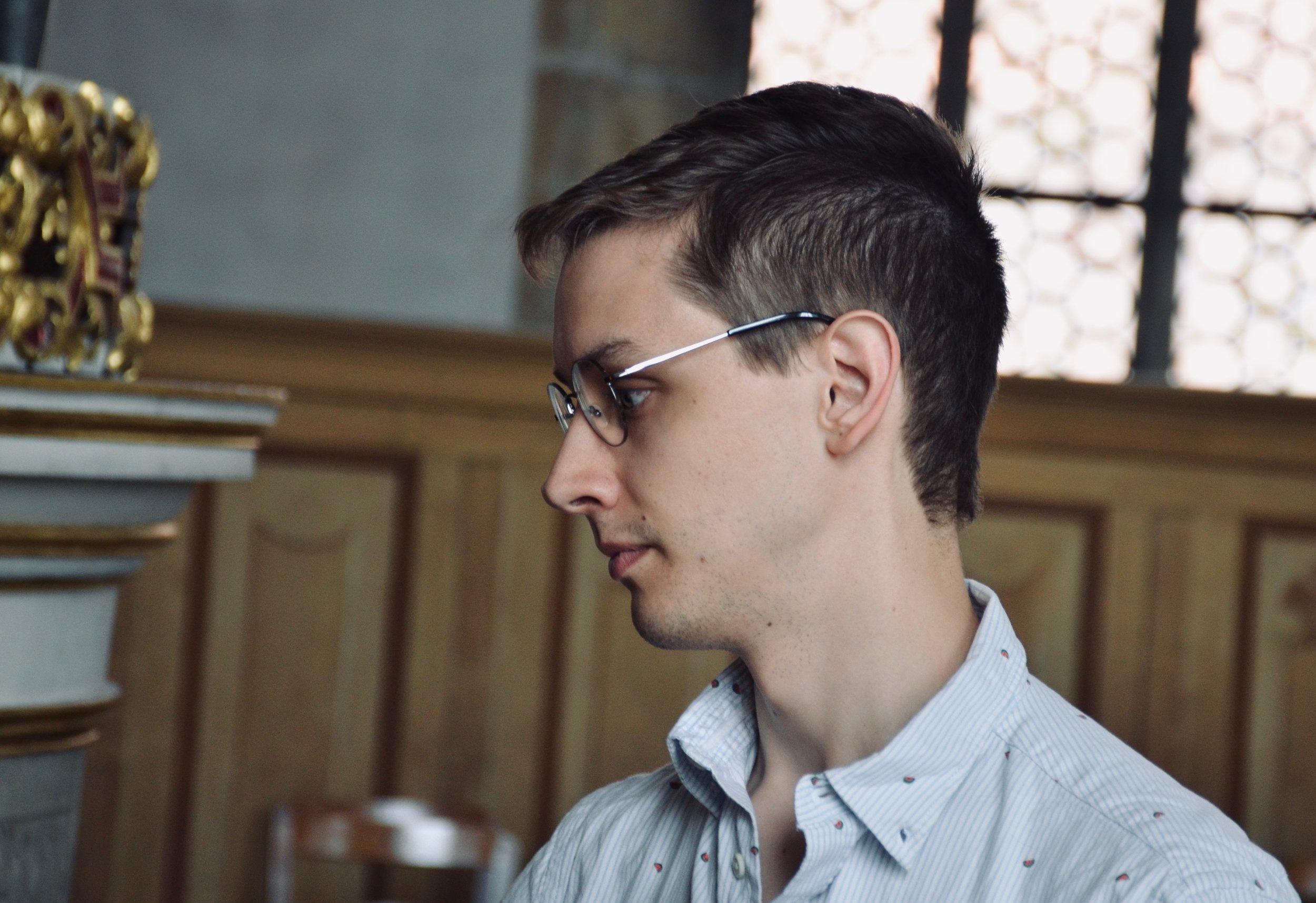 Alex Ross listens to the 1714 Gottfried Silbermann organ in Freiberg Dom.