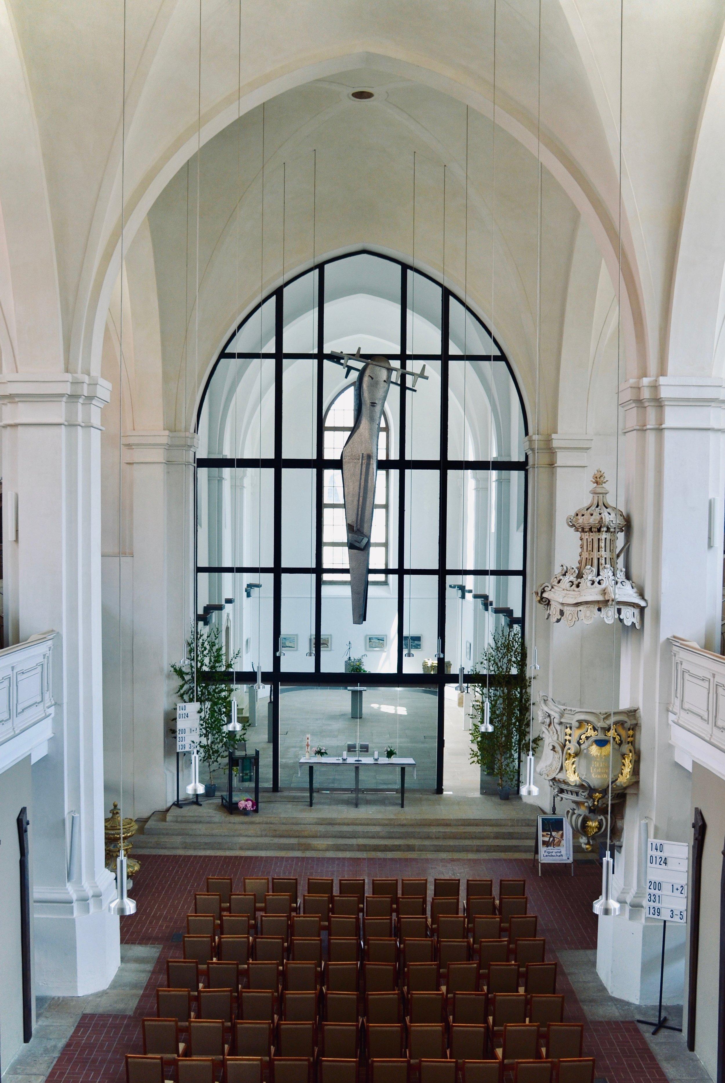 Petrikirche, Freiberg, Germany.