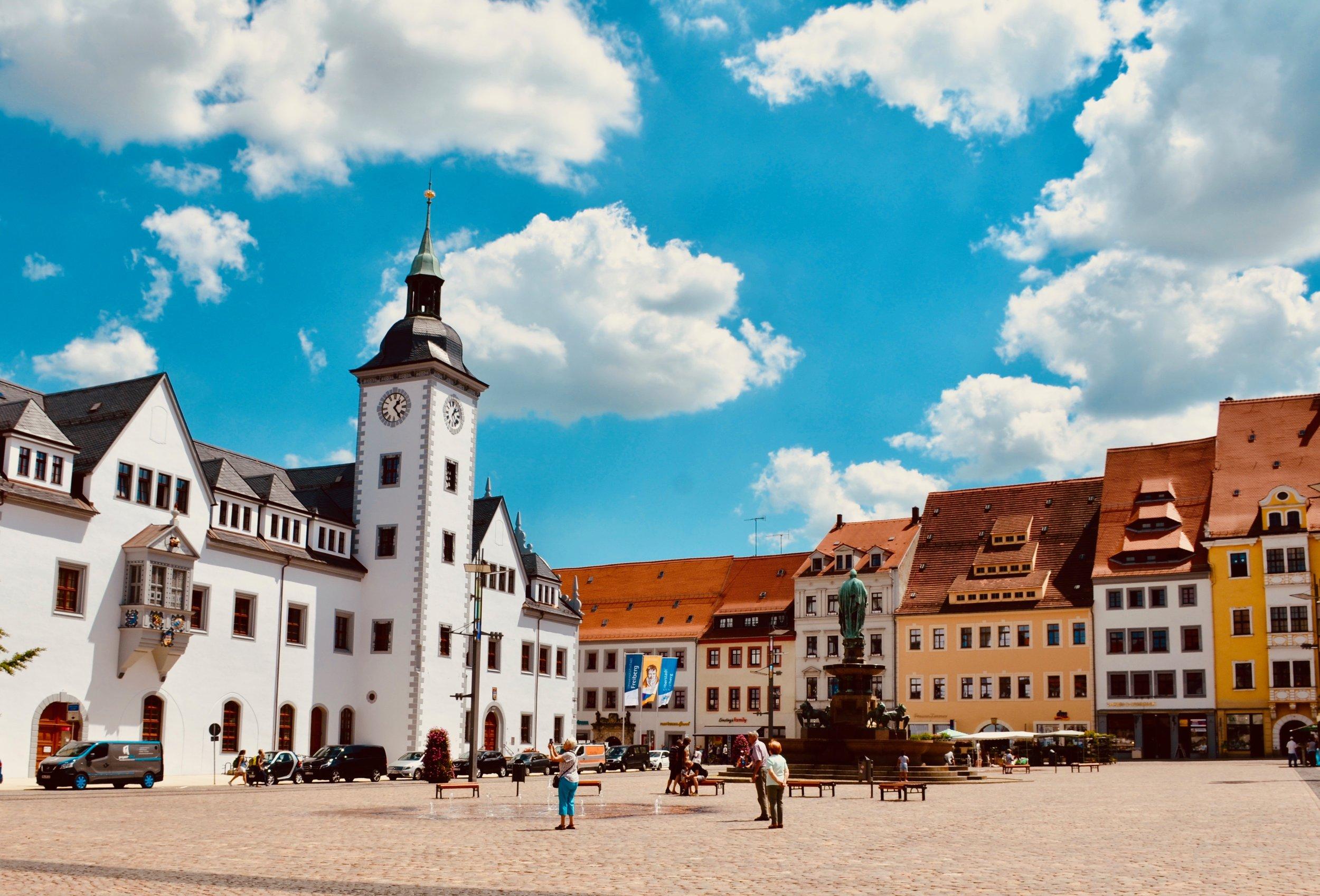 Freiberg, Germany.