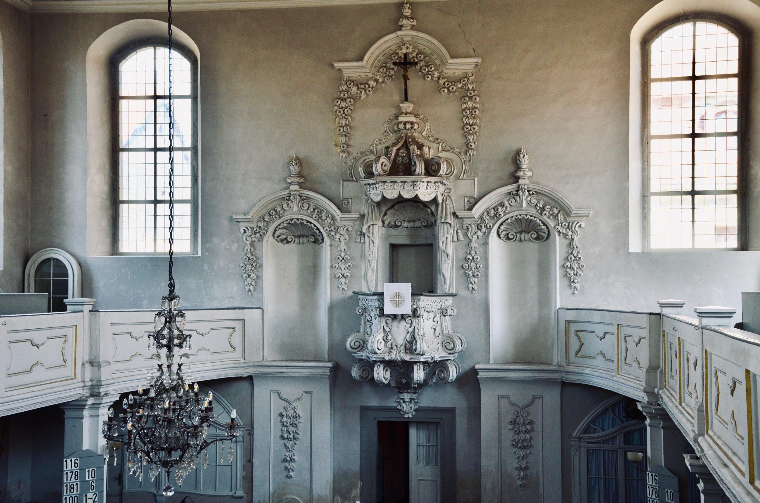 Marien-Magdalenen-Kirche, Naumburg.