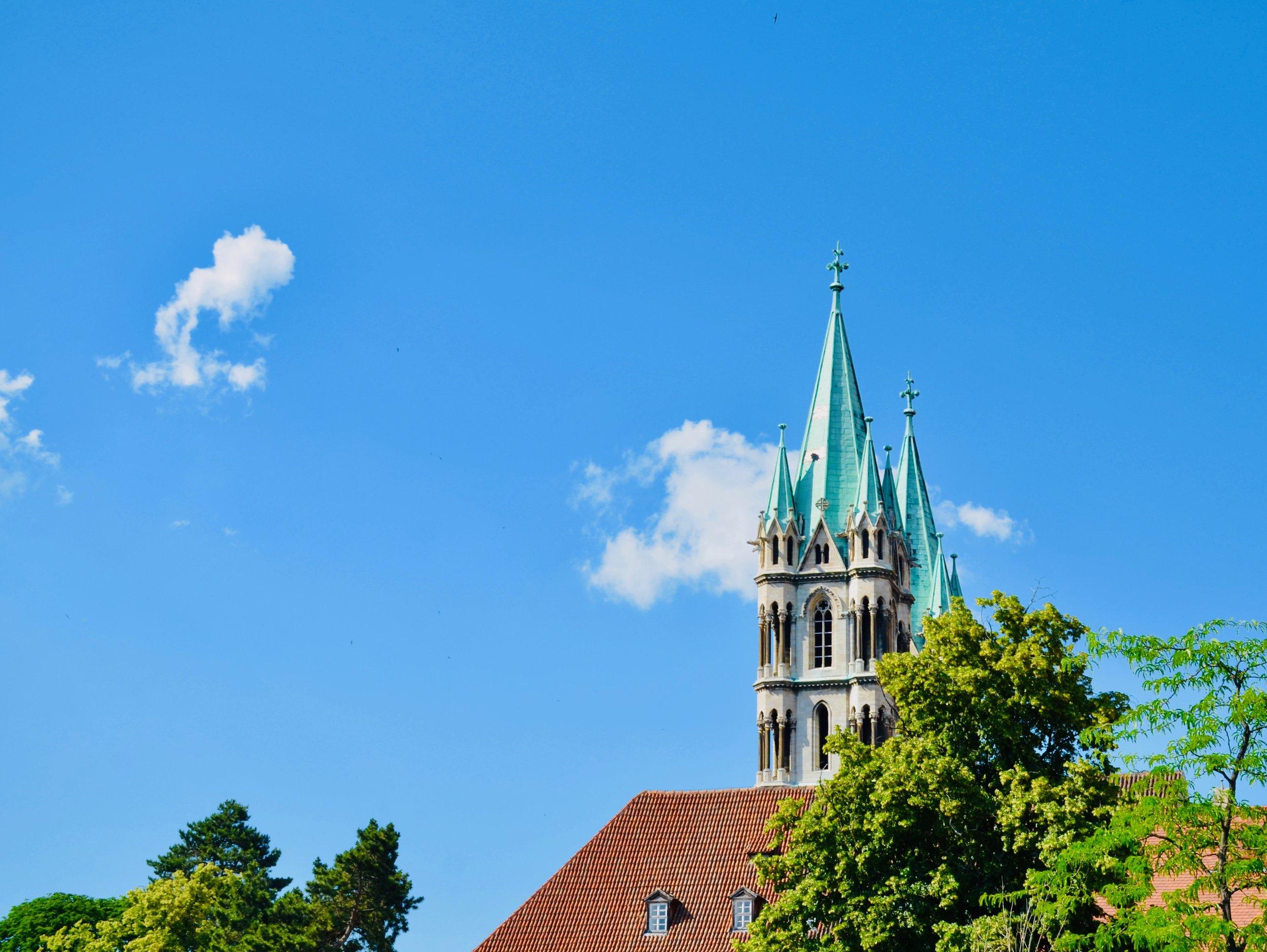 Naumburg Dom, Germany.
