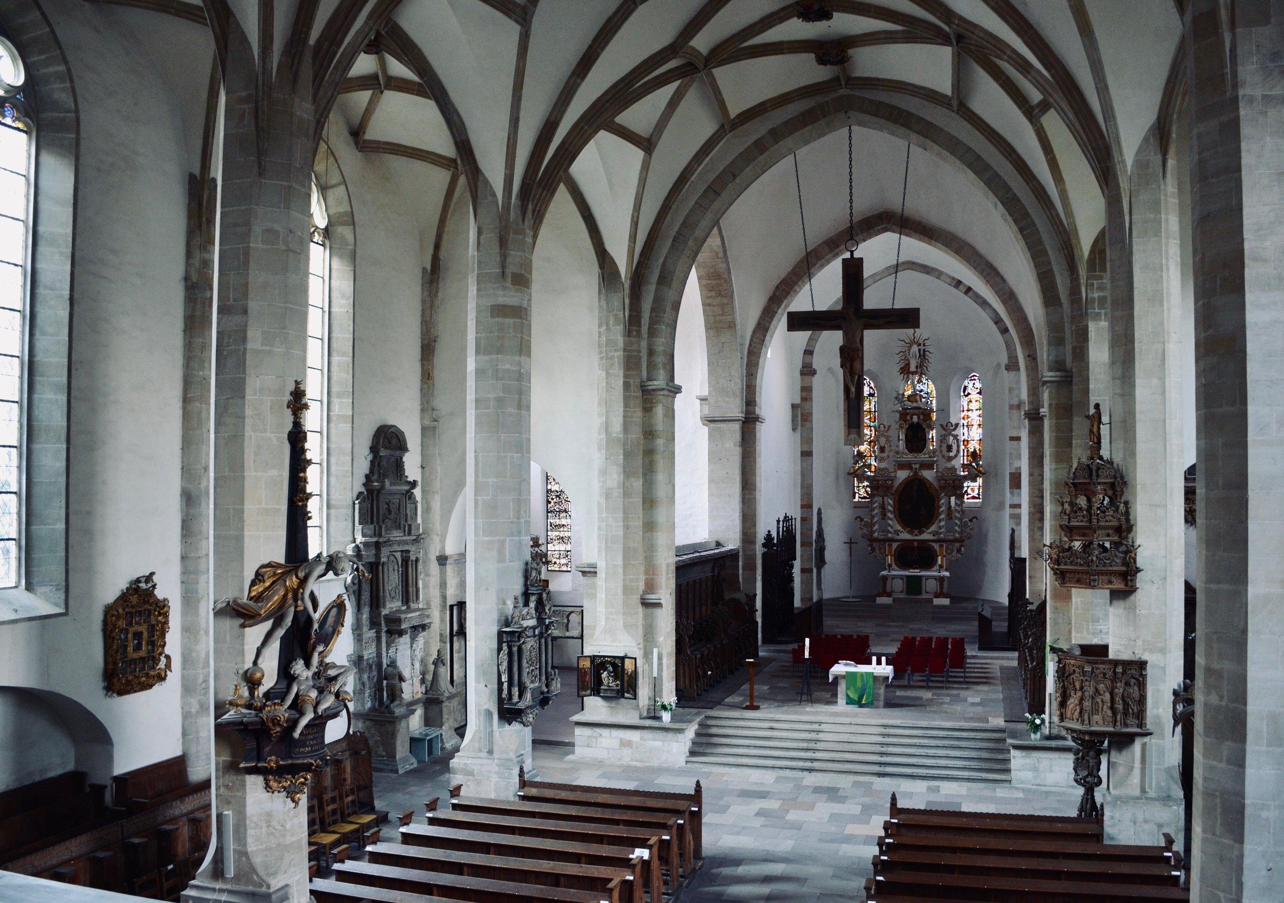 Merseburg Dom, Germany.