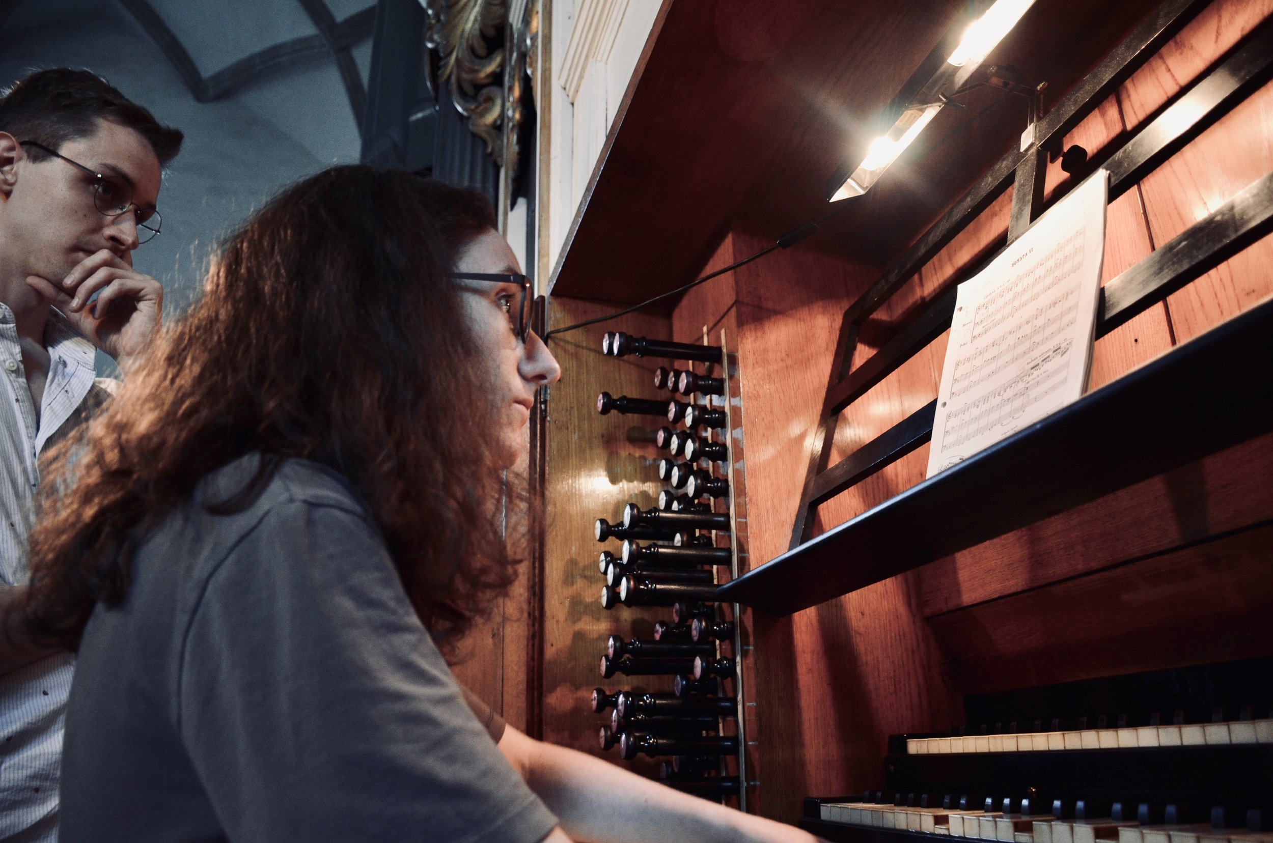 Rosemarie Tougas plays the 1855 Ladegast Organ, Merseburg Dom.