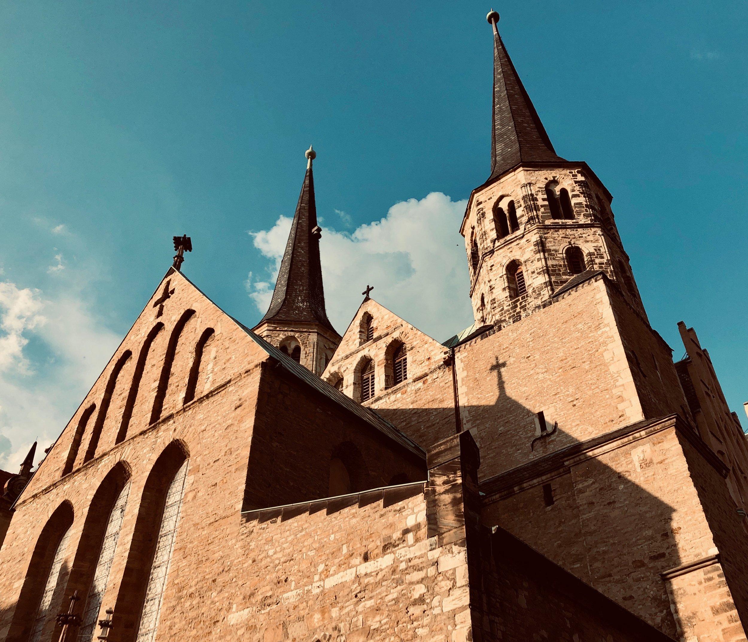 Merseburg Dom.