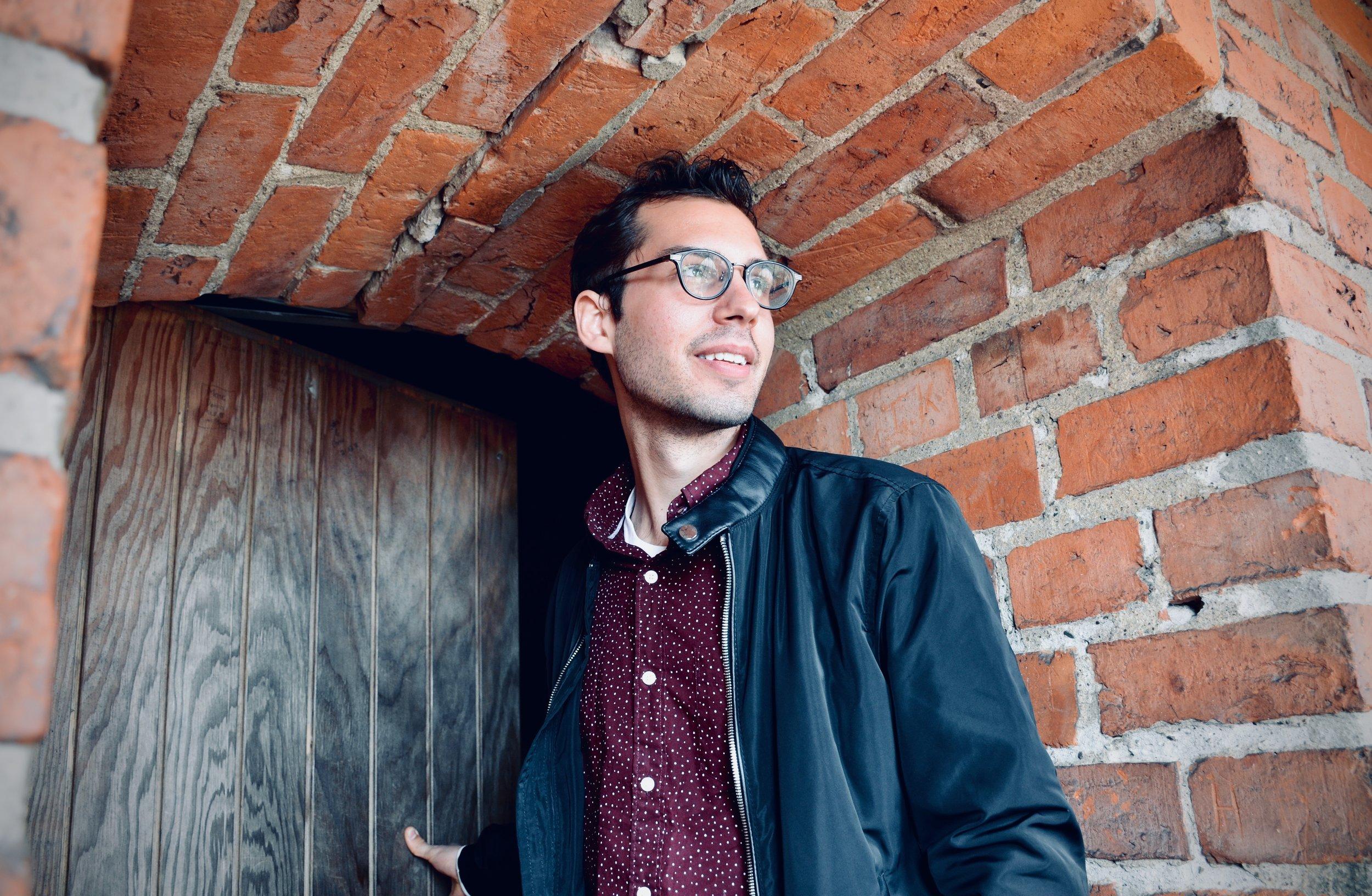 Nick Capozzoli in Schwerin