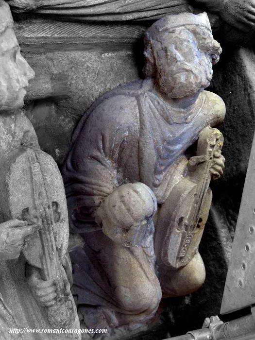 Saint Jacques de Compostelle, Portique de la Gloire
