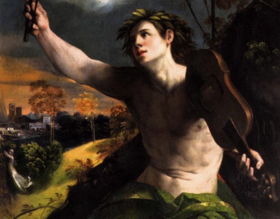 Dosso Dossi, 1525 circa, Roma, Galleria Borghese