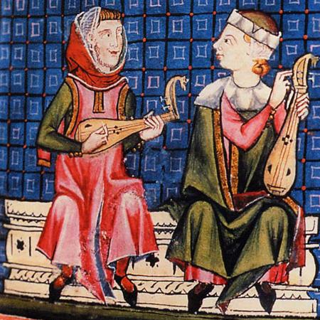 Cantigas de Santa Maria, cantiga 15, XIIIe siècles.