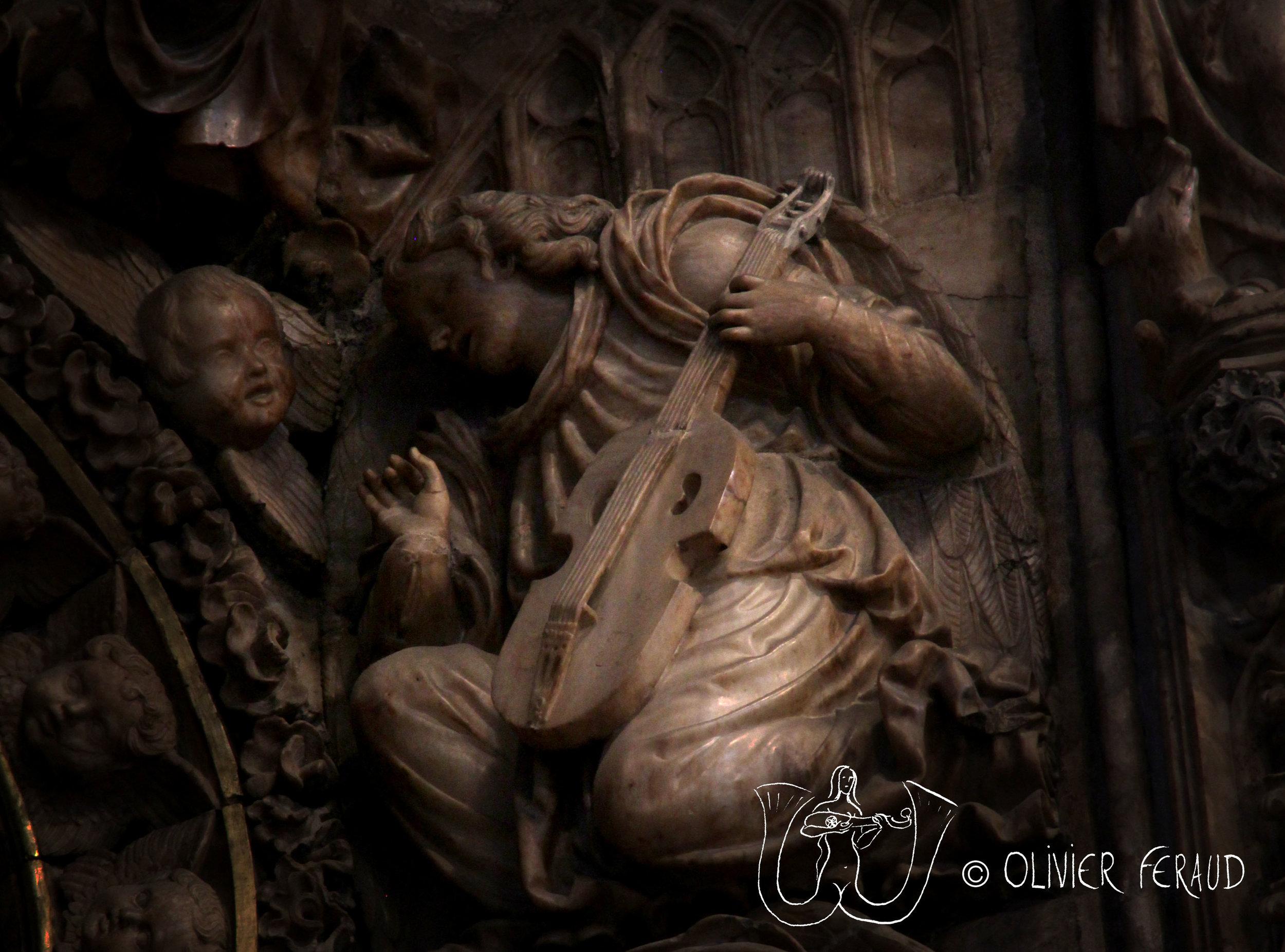Damian Forment (1509), Cathédrale El Pilar, Zaragoza, Espagne